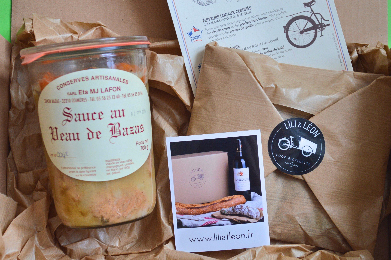 lili et léon bordeaux livraison - blog Camille In Bordeaux
