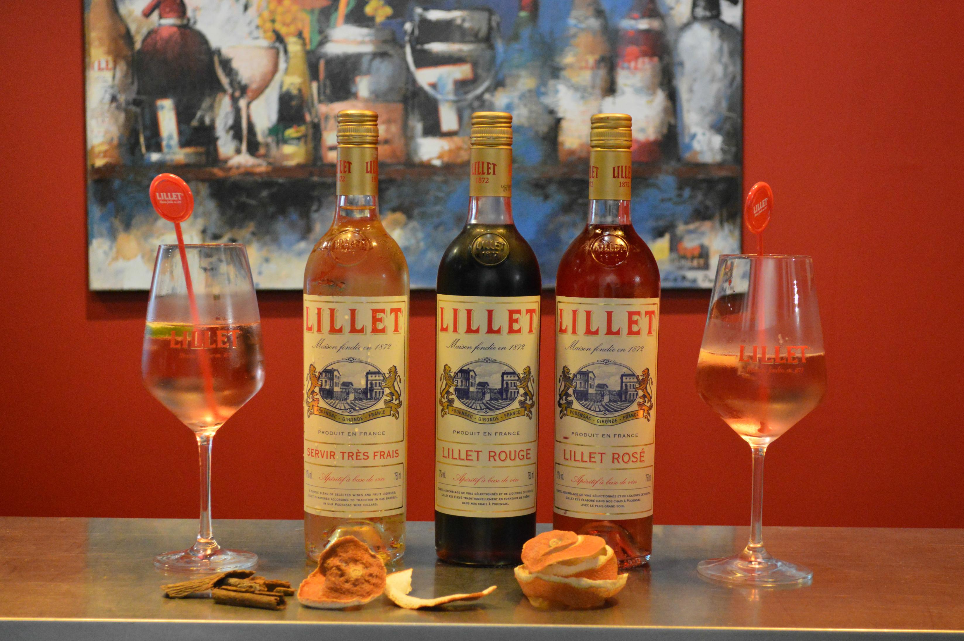 musée Lillet Podensac route des vins en Graves et Sauternes