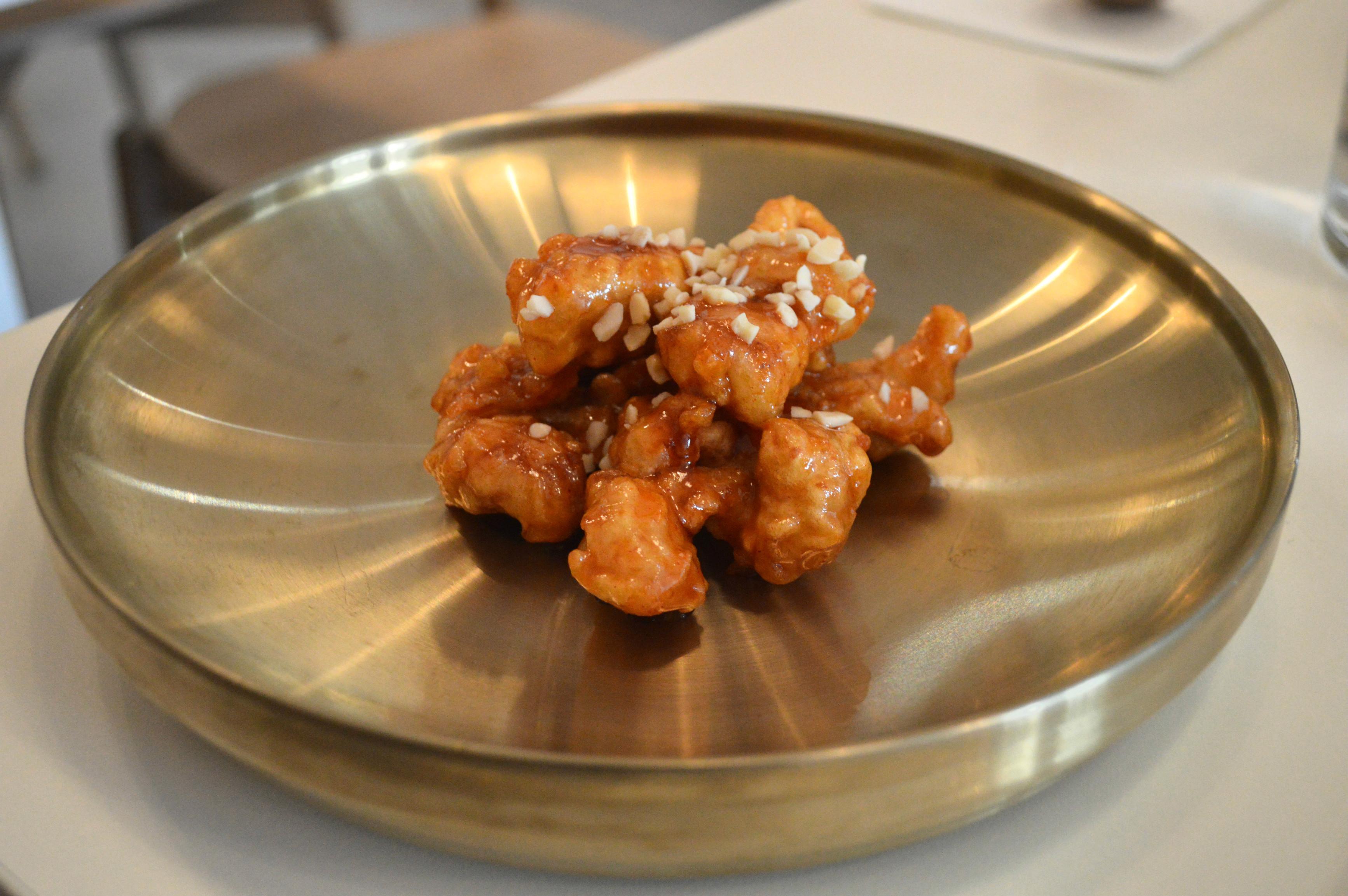 poulet croustillant Bibibap Bordeaux cuisine coréenne - blog Camille In Bordeaux
