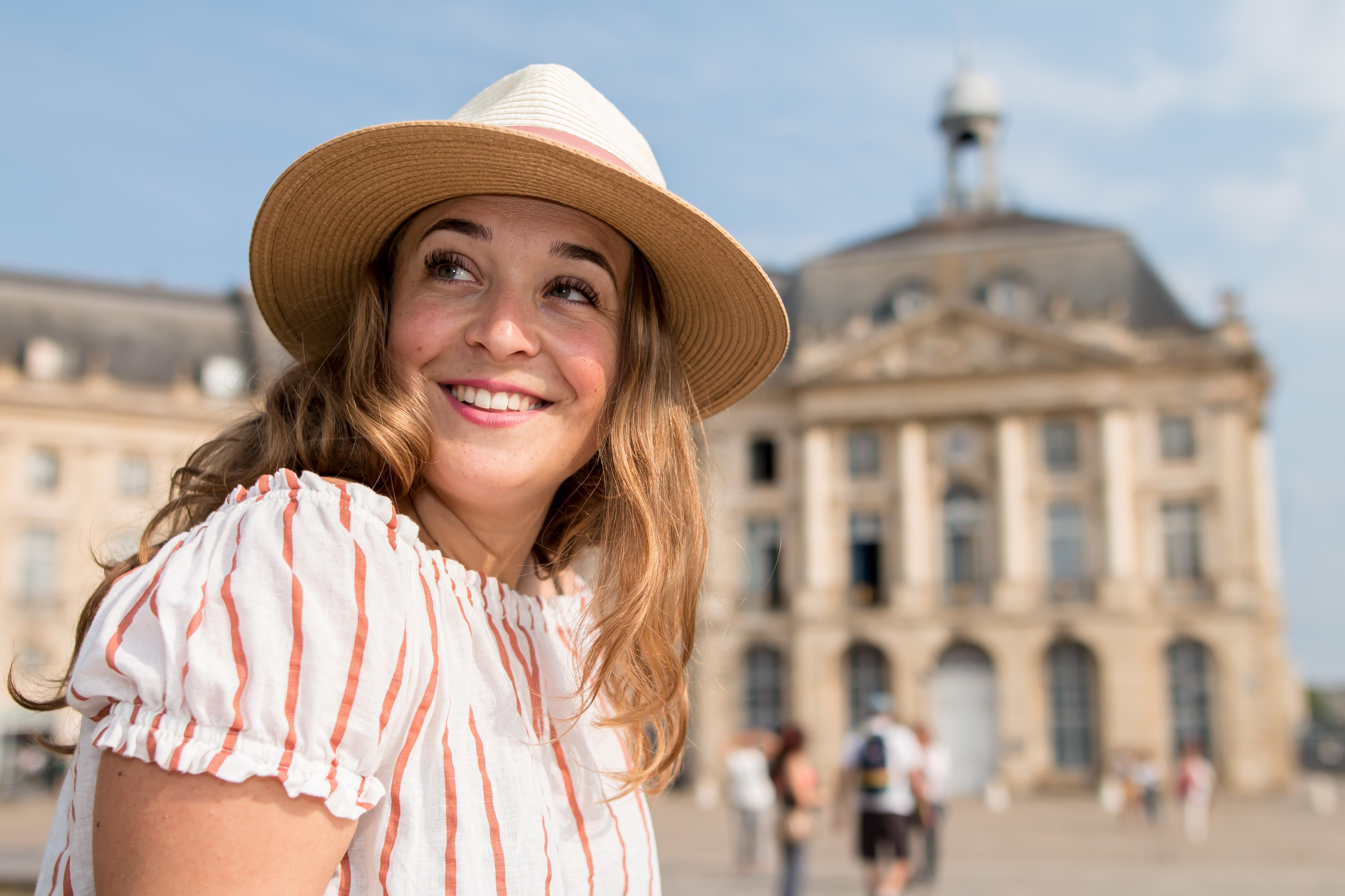 extension de cils effet naturel - Camille in Bordeaux