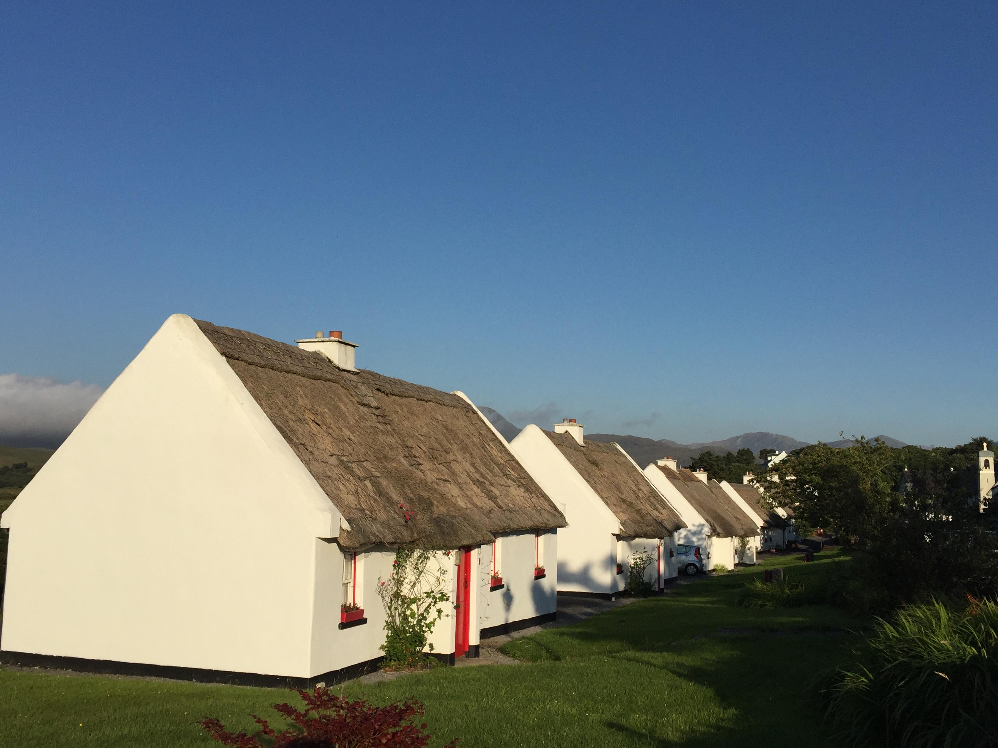 cottage Connemara - blog Camille In Bordeaux
