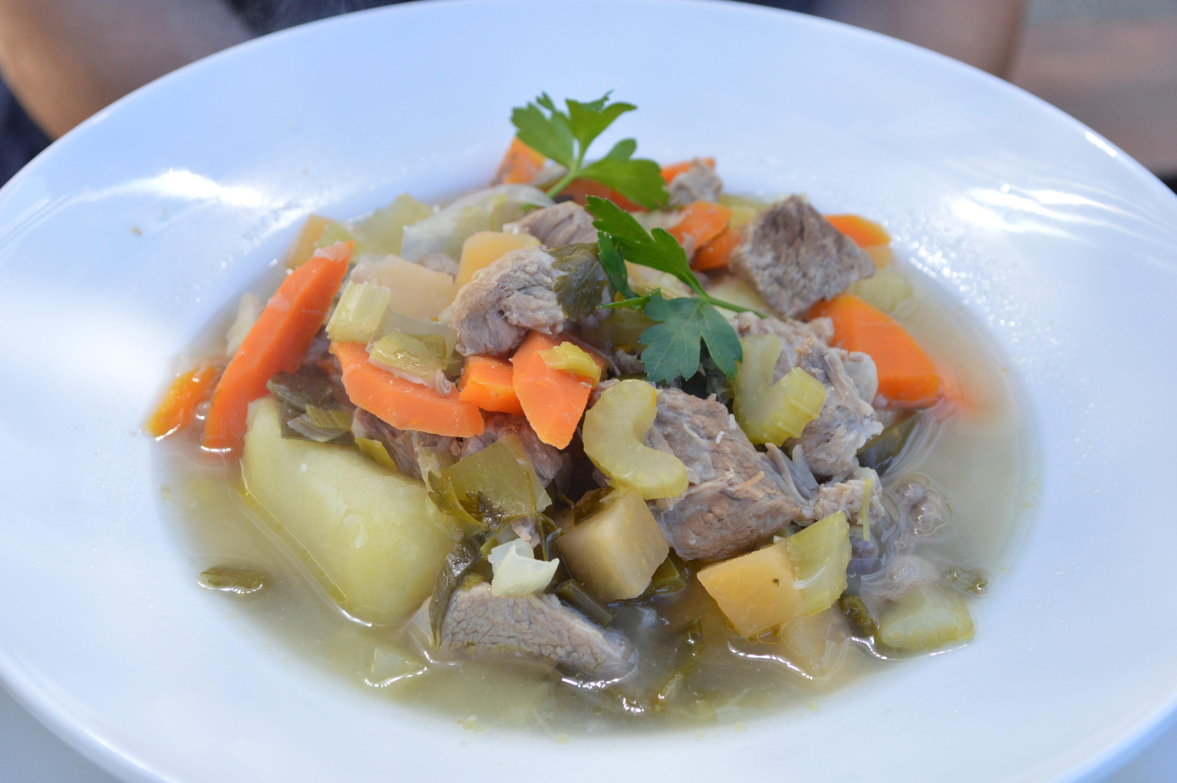 irish stew pub irlandais Connemara - blog Camille In Bordeaux