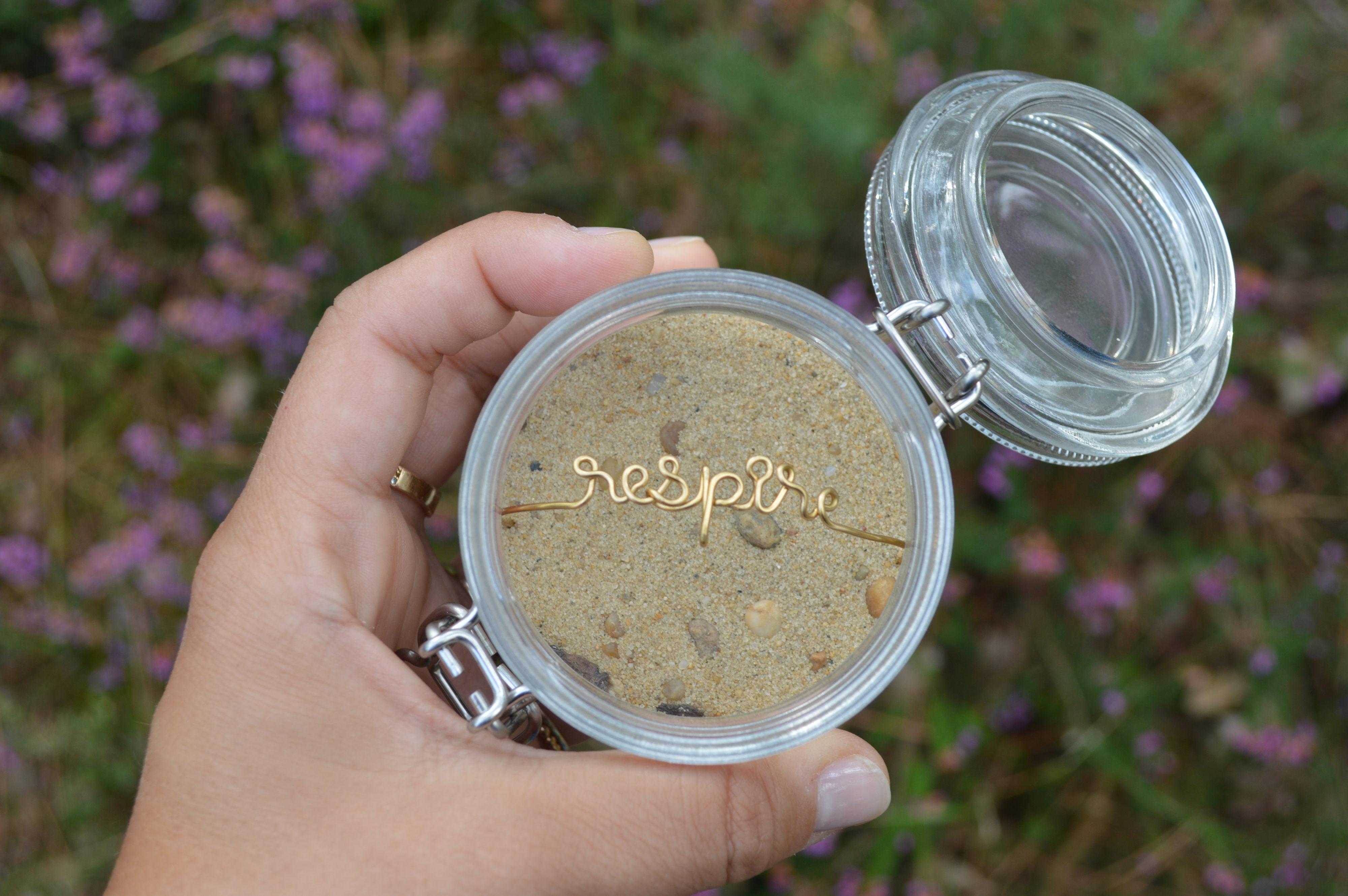 bracelet mot fil torqué -blog Camille In Bordeaux