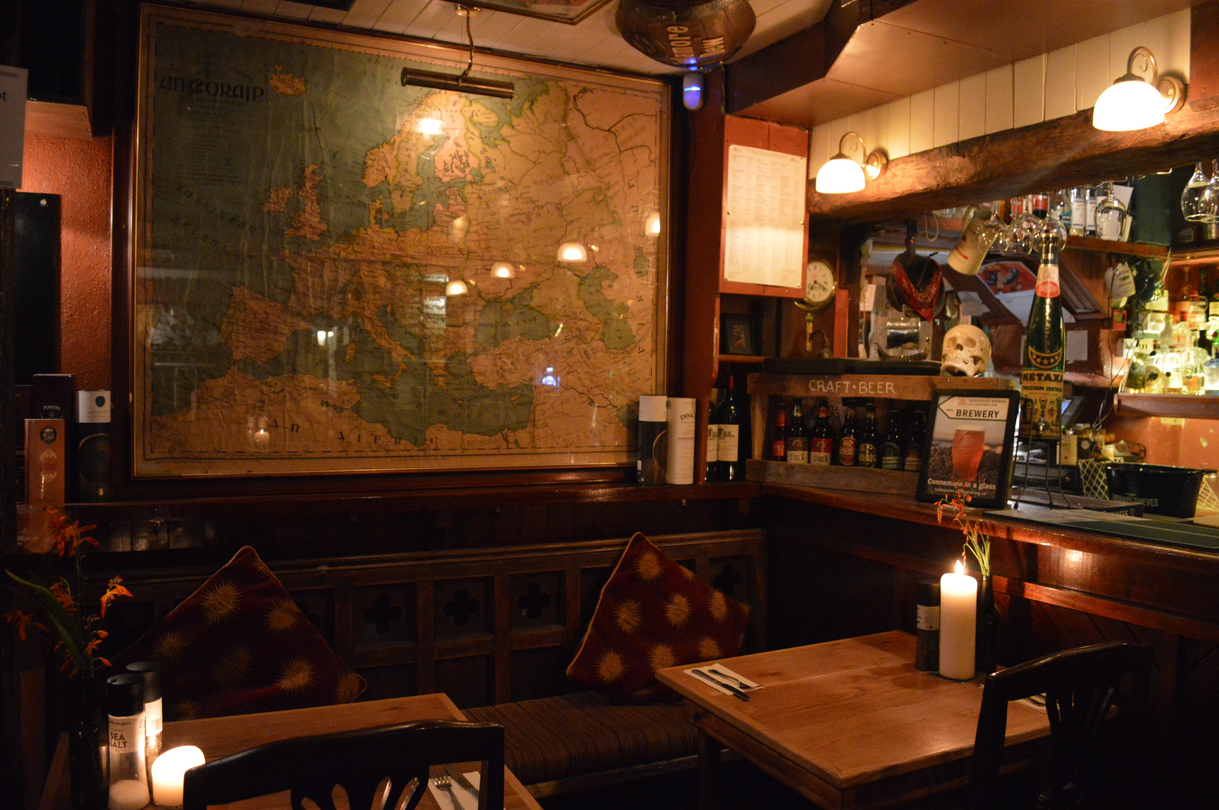 paddy coynes pub Tully Cross - Camille in Bordeaux