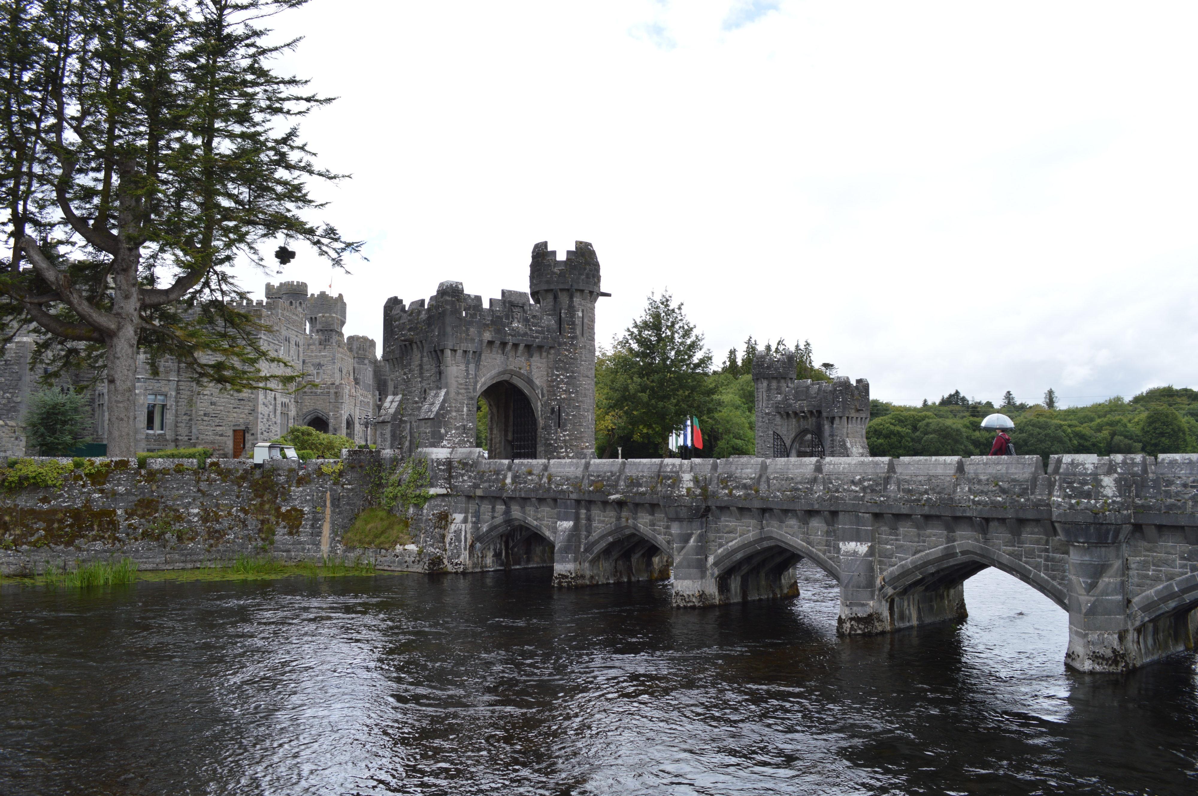 Ashford castel Irlande - blog Camille In Bordeaux