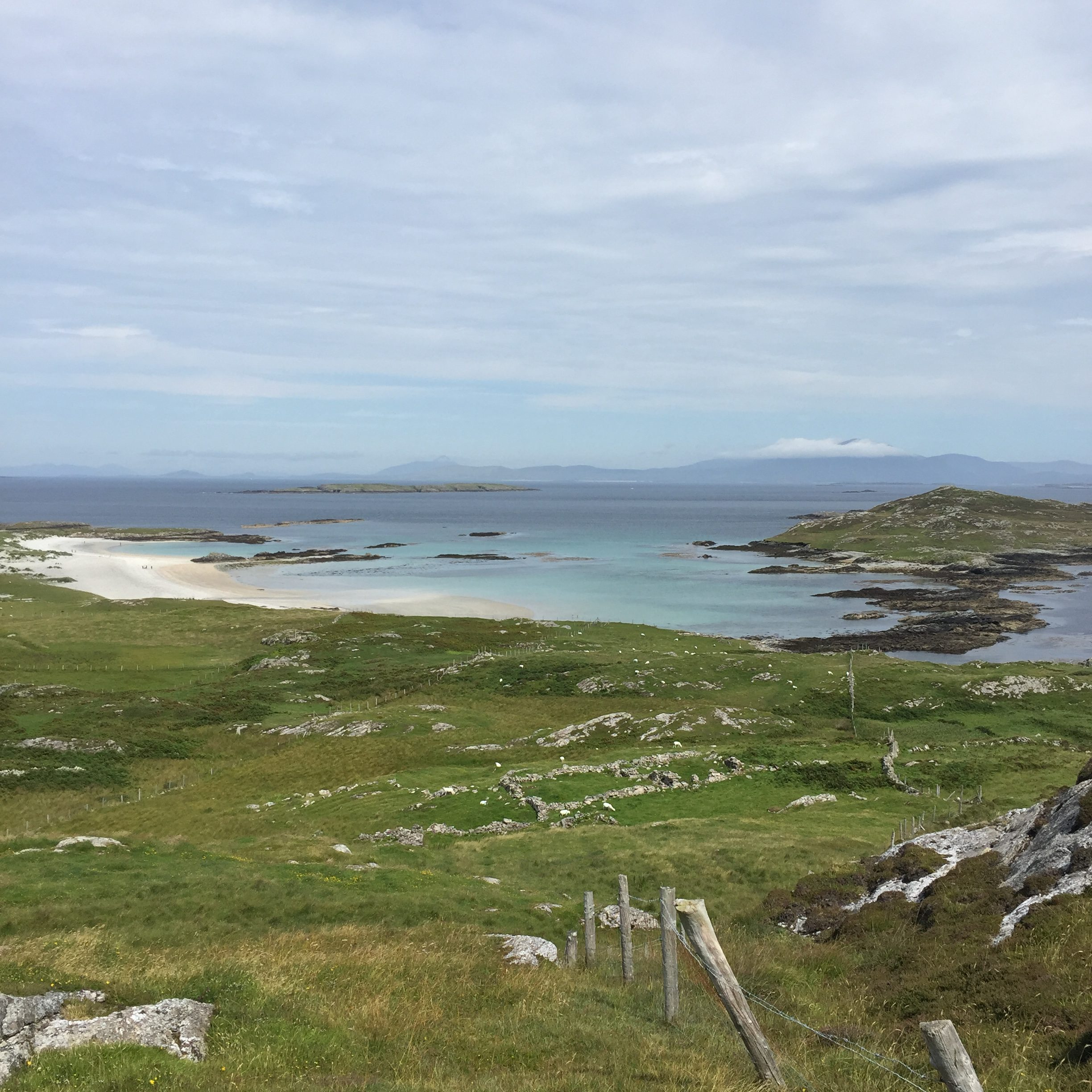 Inishbofin île Connemara - blog Camille In Bordeaux