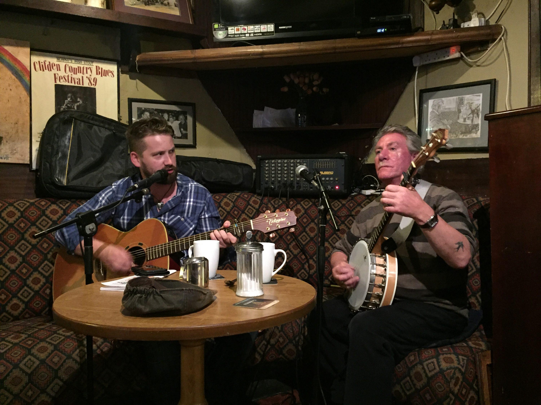 musique traditionnelle irlandaise Connemara Clifden - blog Camille in Bordeaux