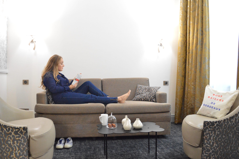 Bayonne Etche Ona hôtel 4 étoiles Bordeaux - blog Camille In Bordeaux