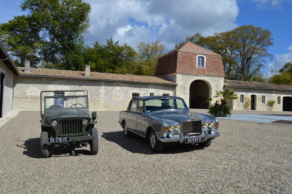 Chambre d'hôtes vignoble Prieuré Marquet - blog Camille In Bordeaux