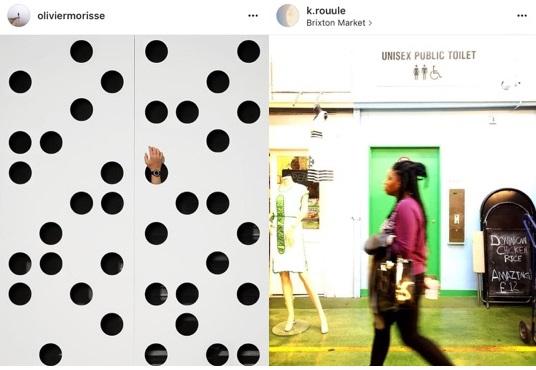 Compte Instagram Olivier Morisse et K Rouule - blog Camille In Bordeaux
