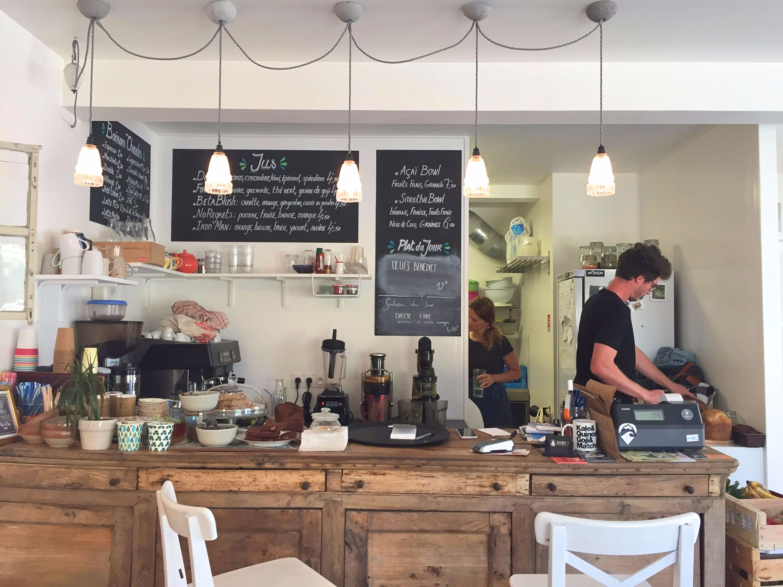 Magnolia café Hossegor - blog Camille In Bordeaux