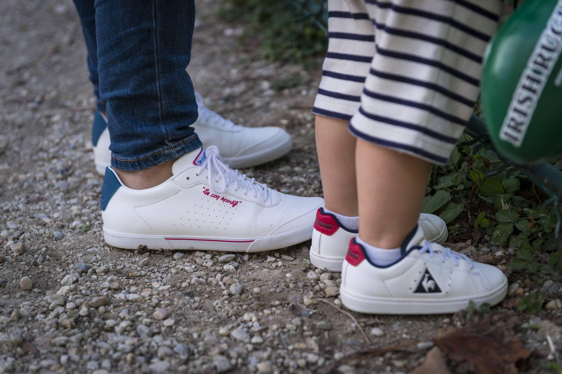 look Le Coq Sportif - blog Camille In Bordeaux