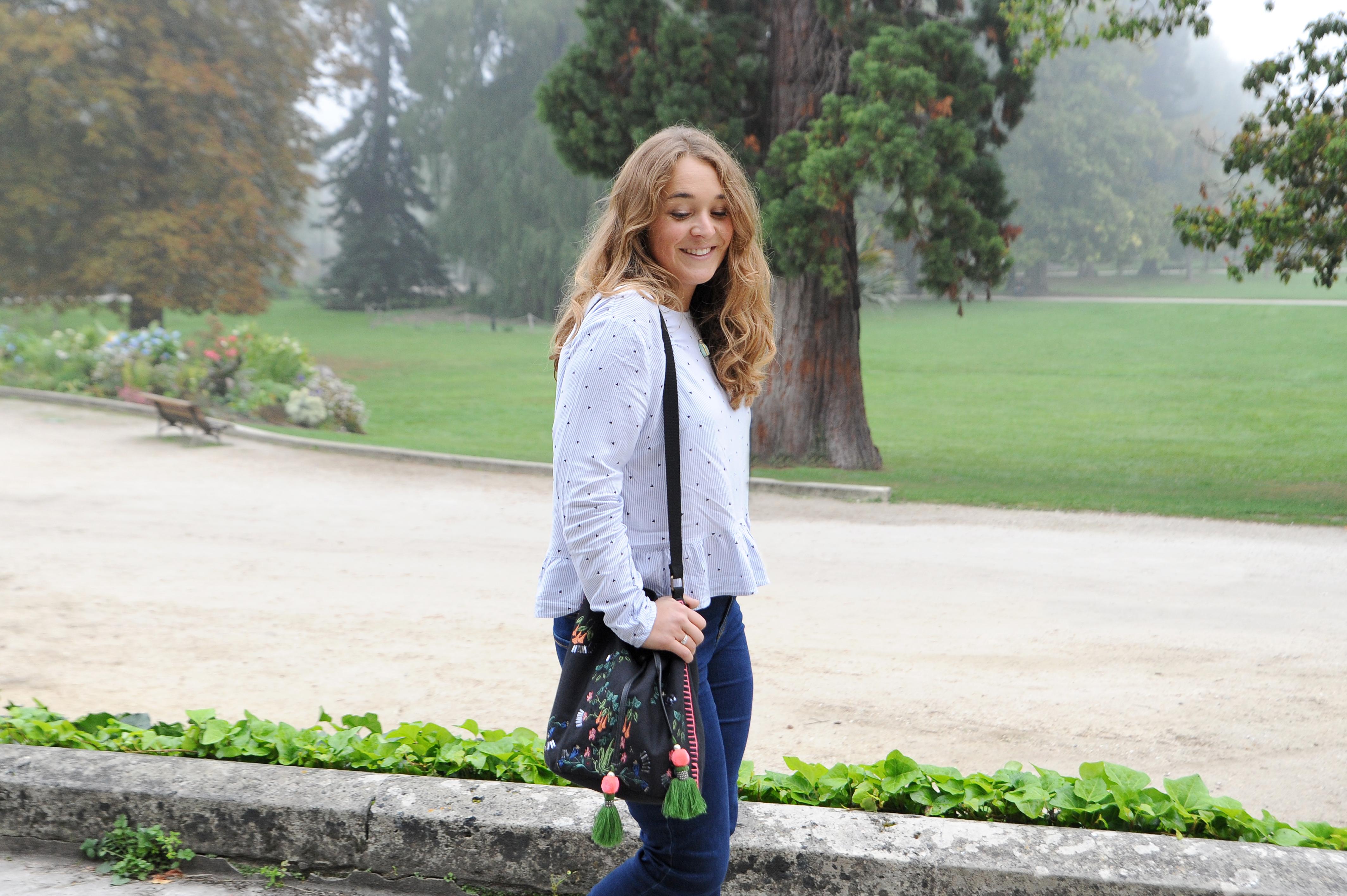 sac Lollipops style bohême - blog Camille In Bordeaux