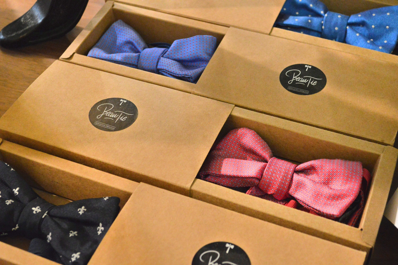 noeuds papillon Beau Tie boutique Milouchka Bordeaux - blog Camille In Bordeaux