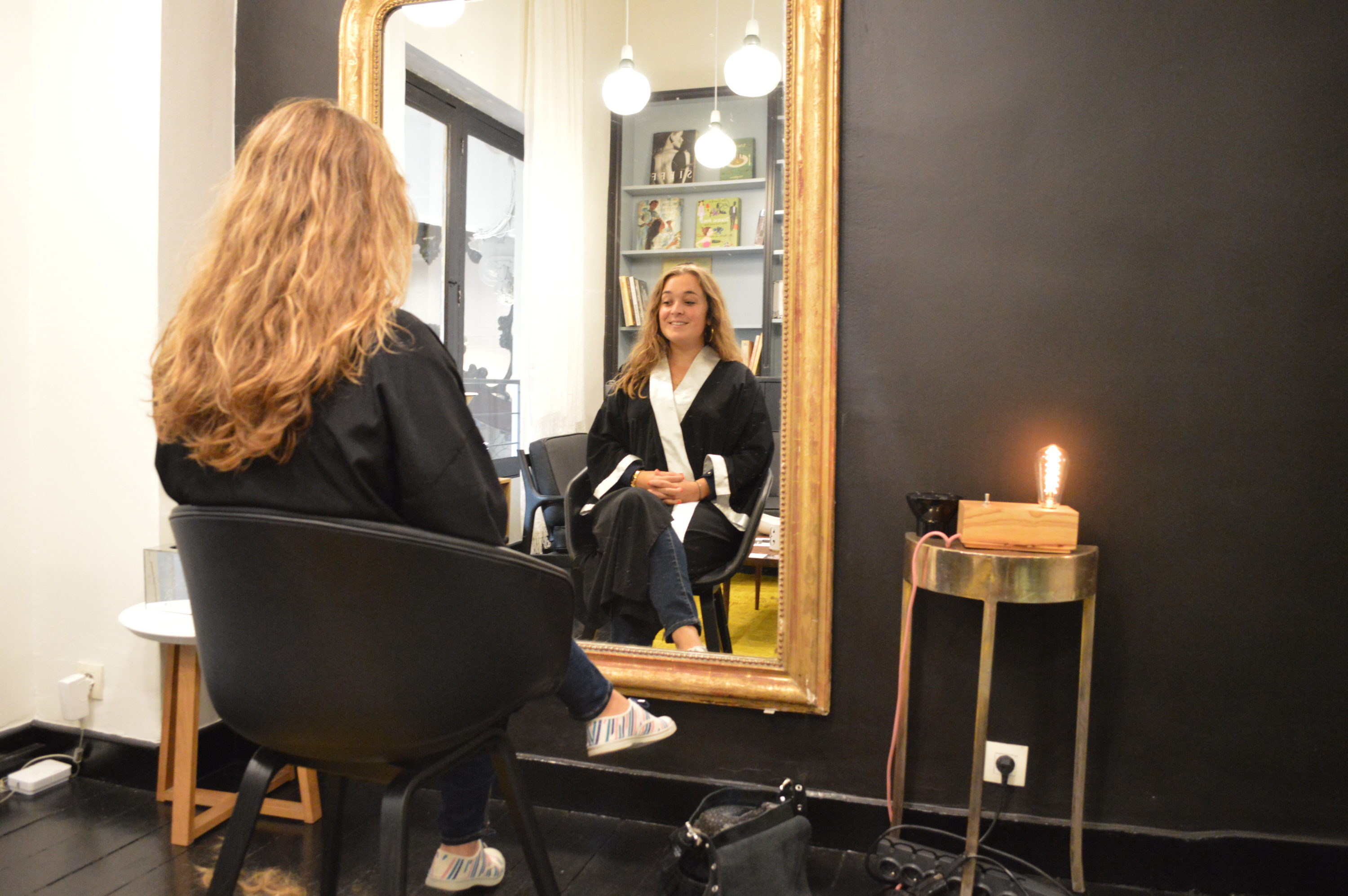 atelier de coloration Bordeaux coiffeur Bordeaux - blog Camille in Bordeaux