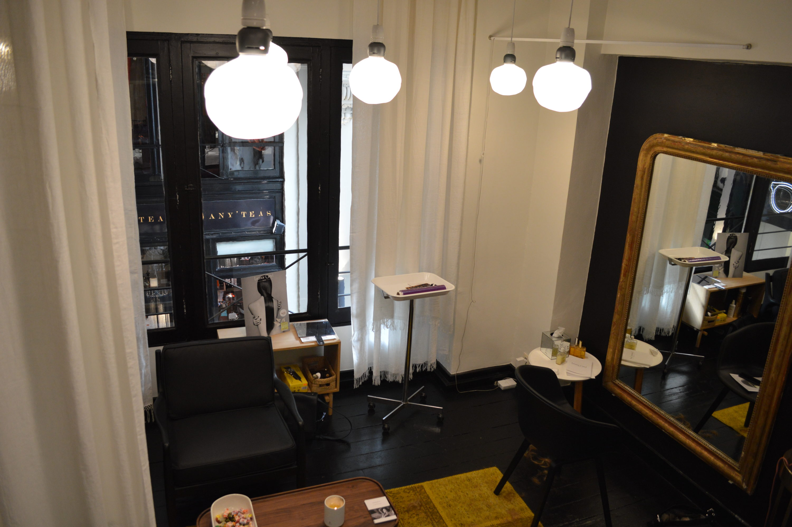 coiffeur Bordeaux atelier de coloration - blog Camille In Bordeaux