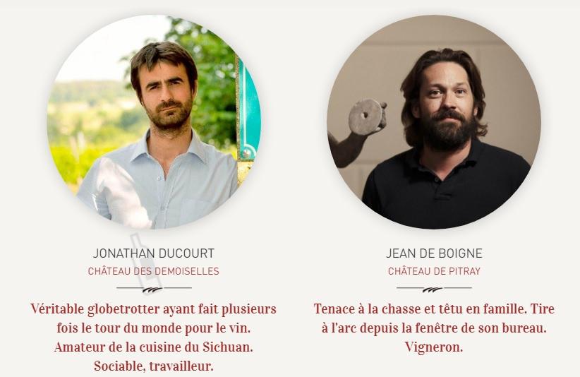 j'irai déguster chez vous Castillon Côtes de Bordeaux - blog Camille In Bordeaux