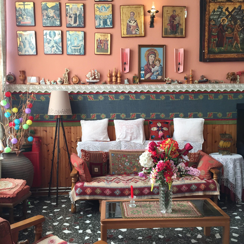hôtel Météores Zozas Room - blog voyage Grèce