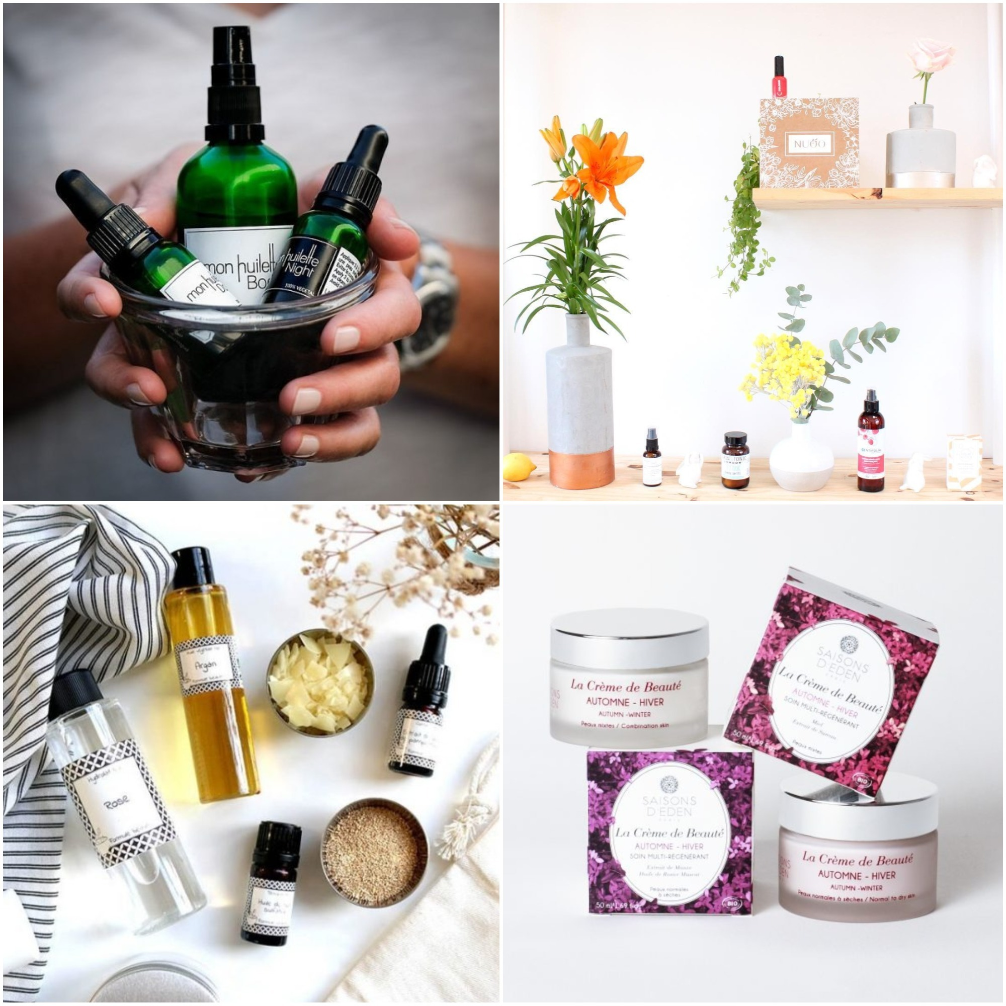 idées cadeaux produits de beauté femme - blog Camille In Bordeaux