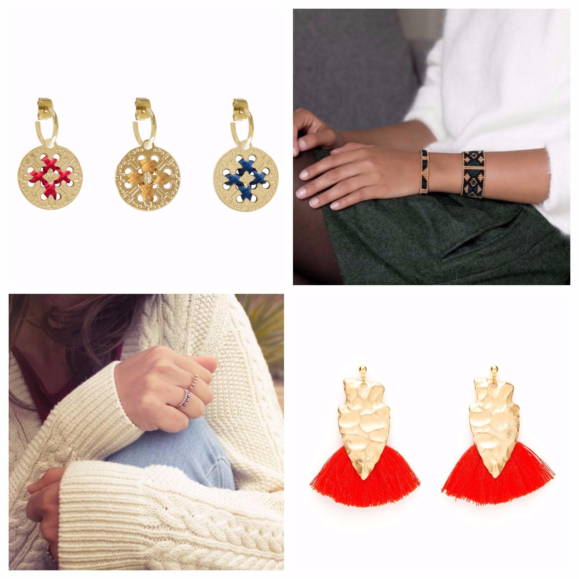 cadeaux bijoux femmes stylées - blog Camille In Bordeaux
