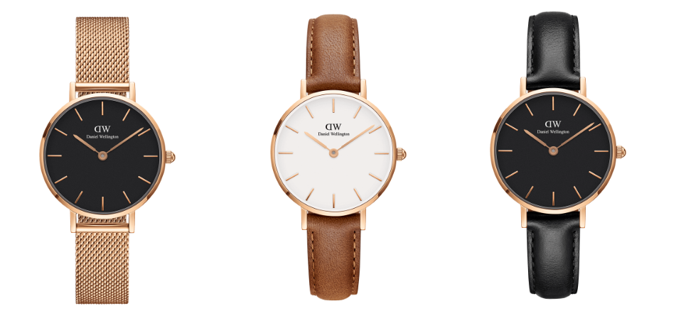 montre daniel Wellington - blog Camille In Bordeaux