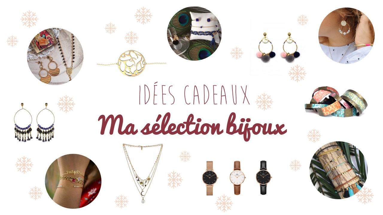 idées cadeaux noel bijoux - blog Camille in Bordeaux