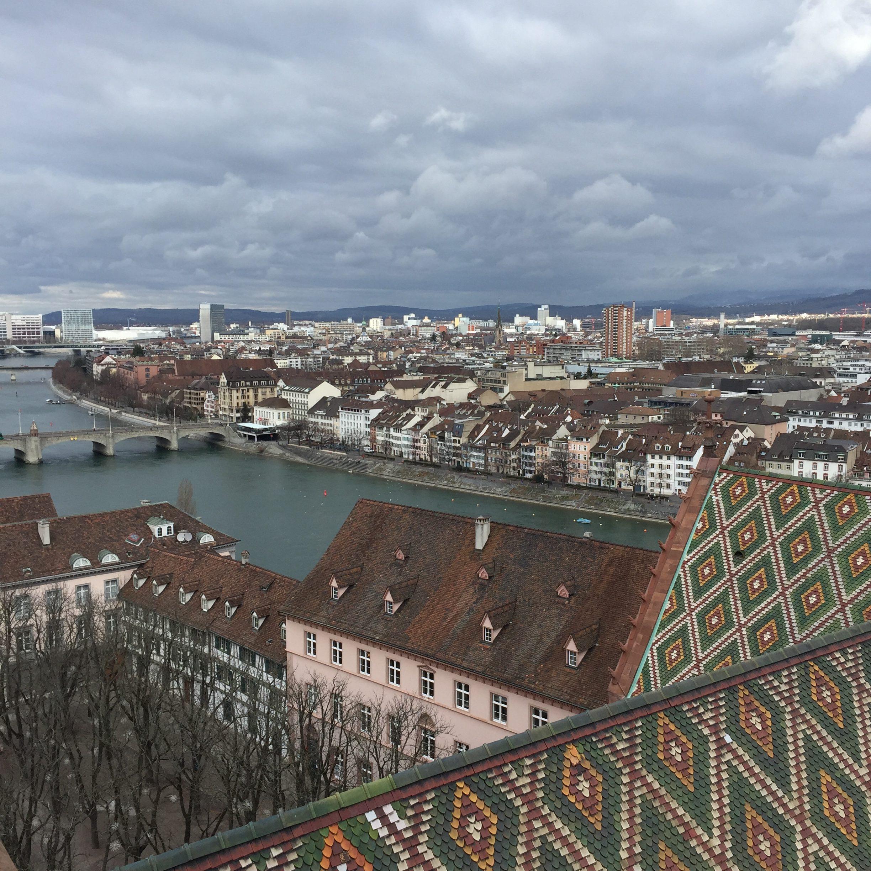 cathédrale notre dame de Bâle - blog voyage Suisse Basel