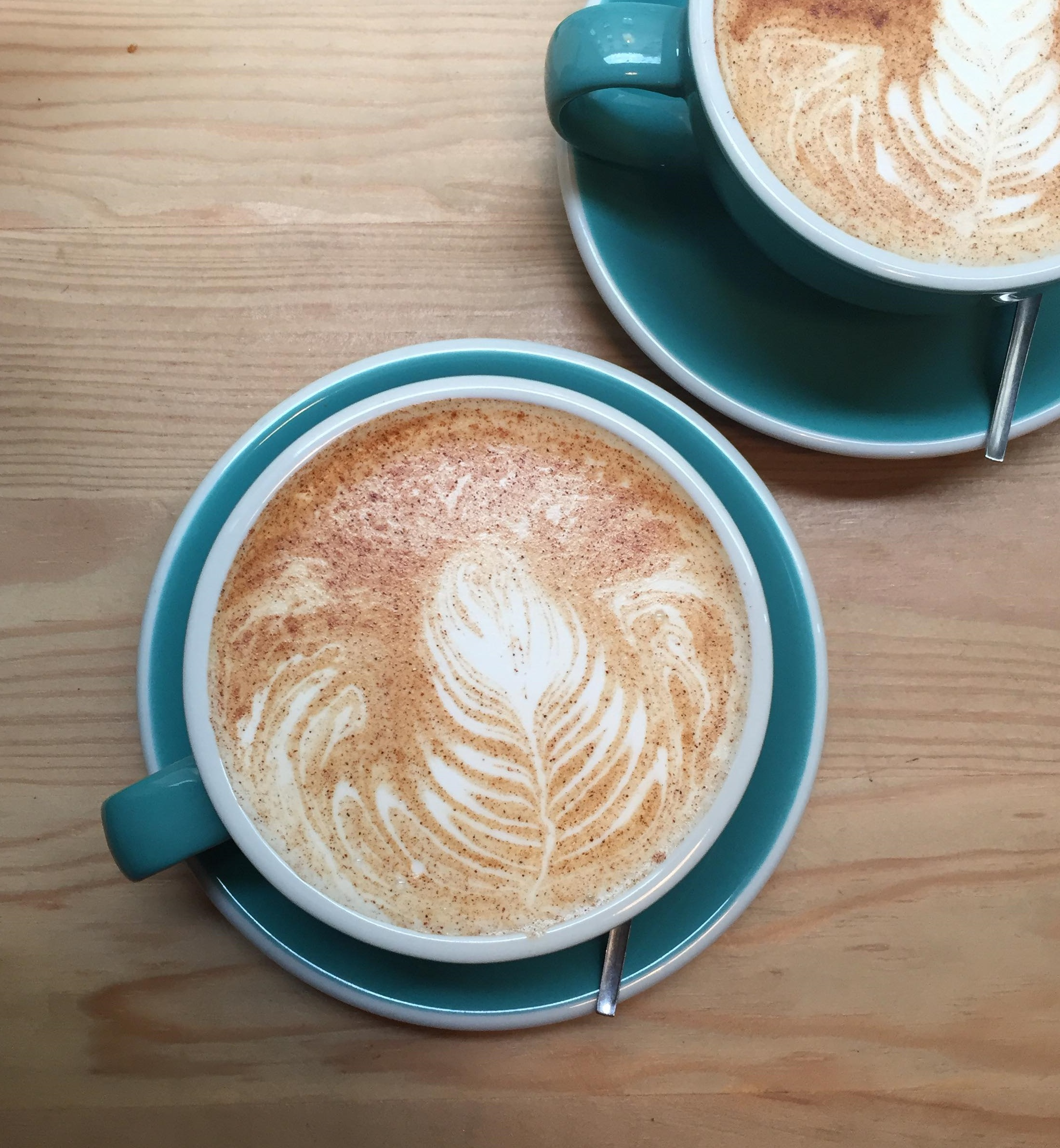 chaï latte à Bordeaux - blog bons plans à Bordeaux
