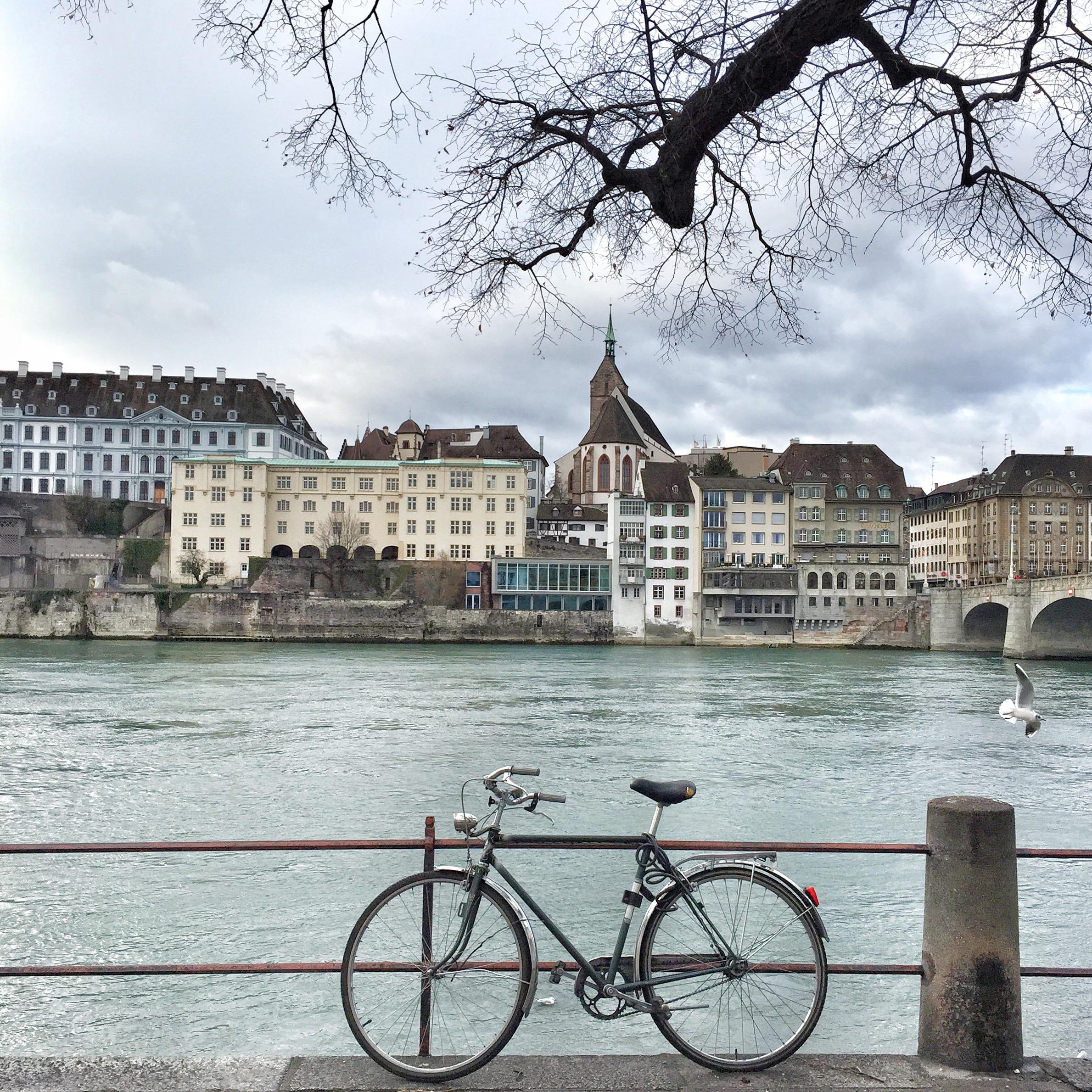 vol Bordeaux Bâle - blog voyage Suisse