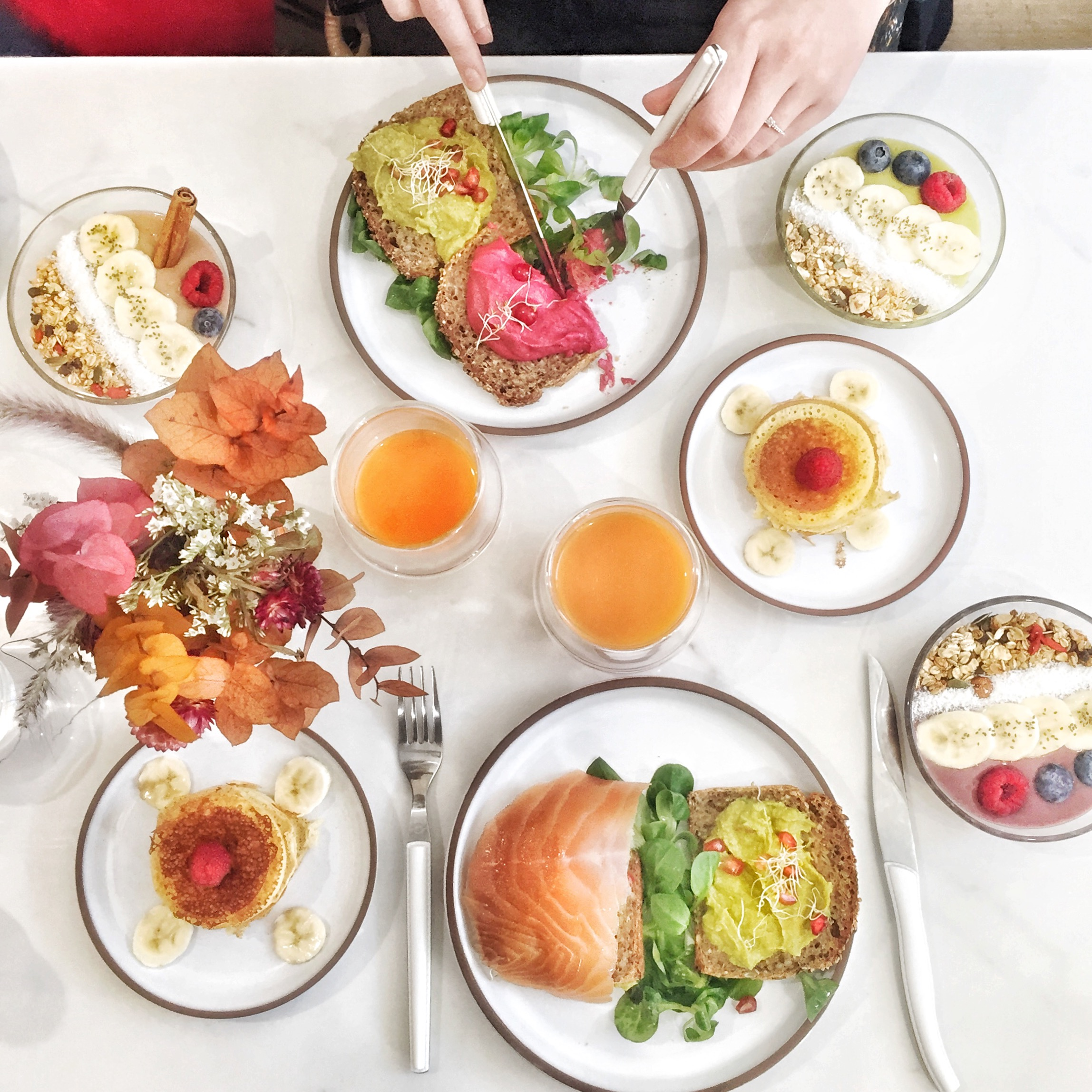 contrats brunch à Bordeaux - blog Camille In Bordeaux