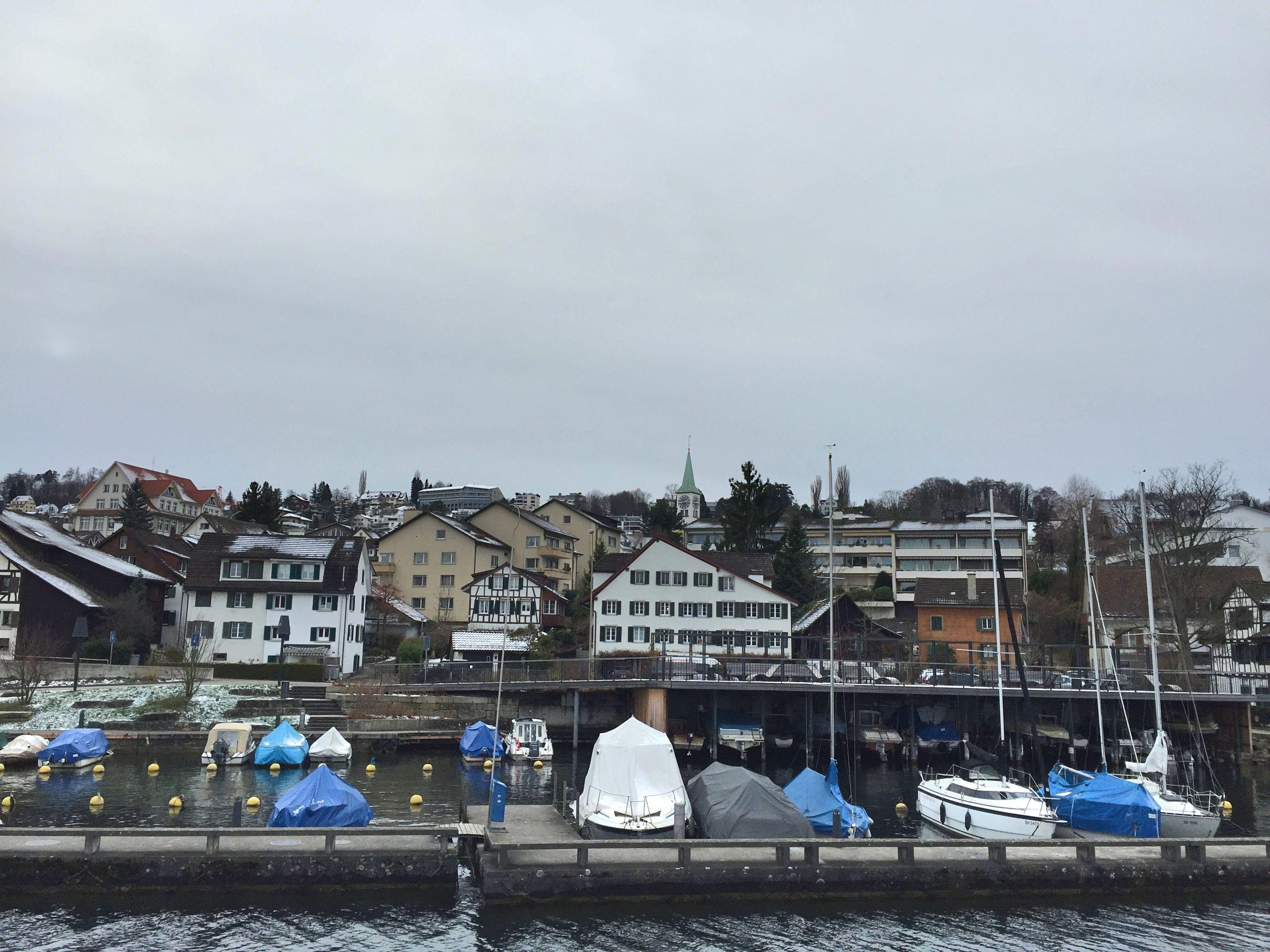 croisière lac de Zurich - blog voyage Suisse