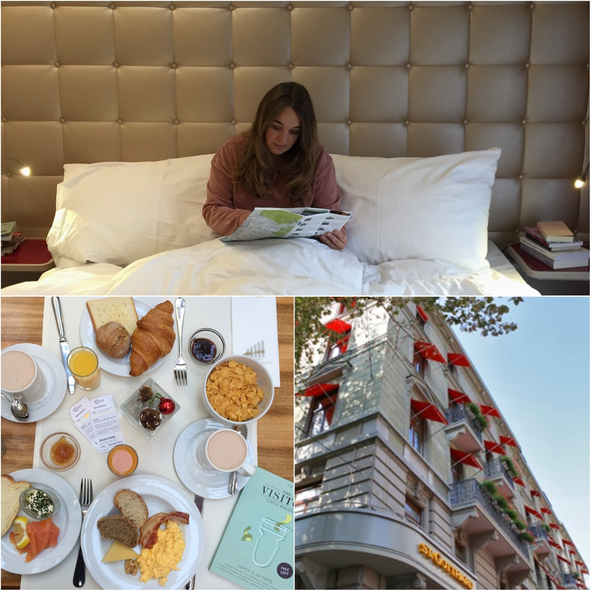 hotel st gotthard Zurich - blog bons plans
