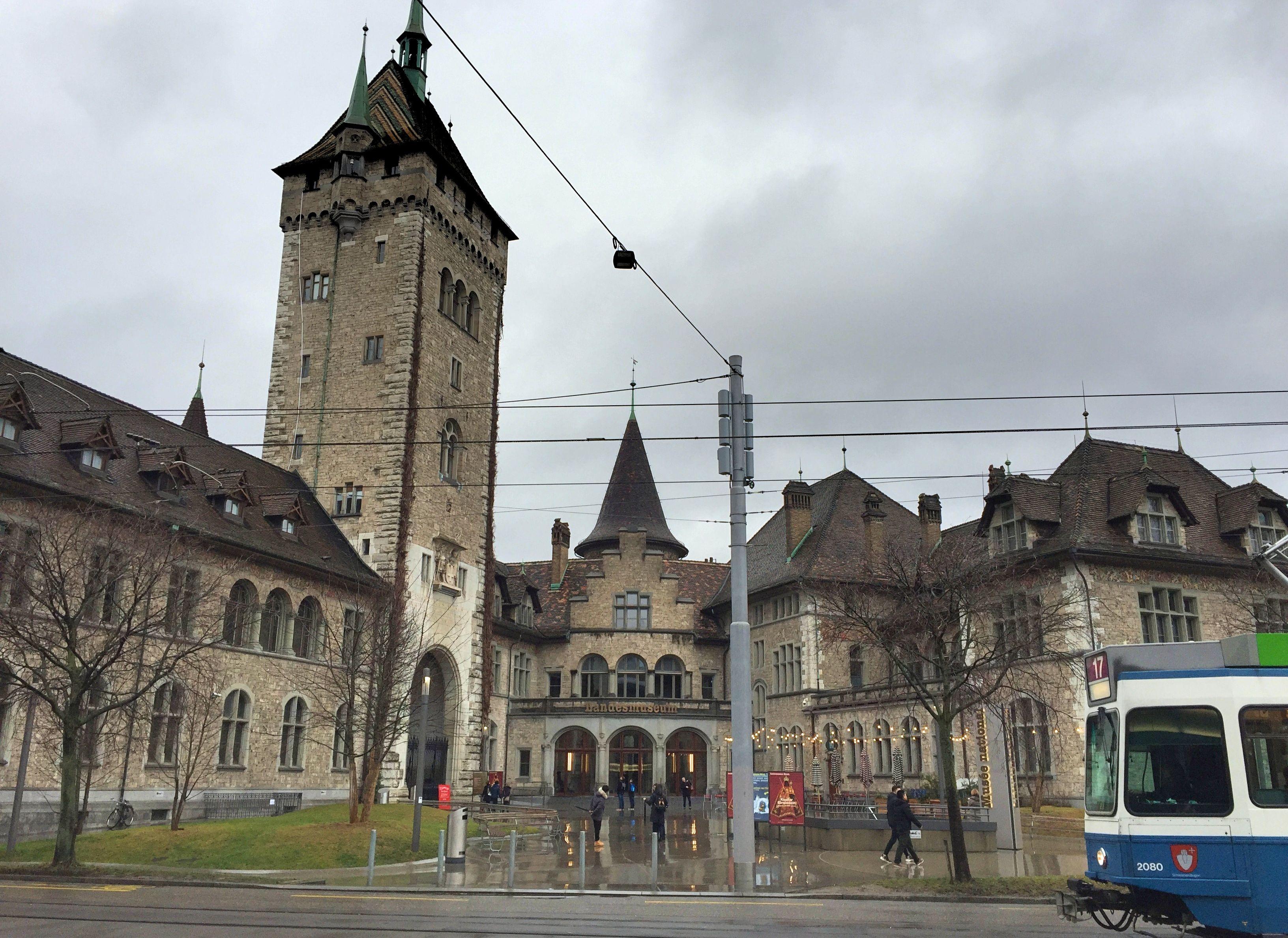 landesmuseum Zurich - blog voyage Suisse