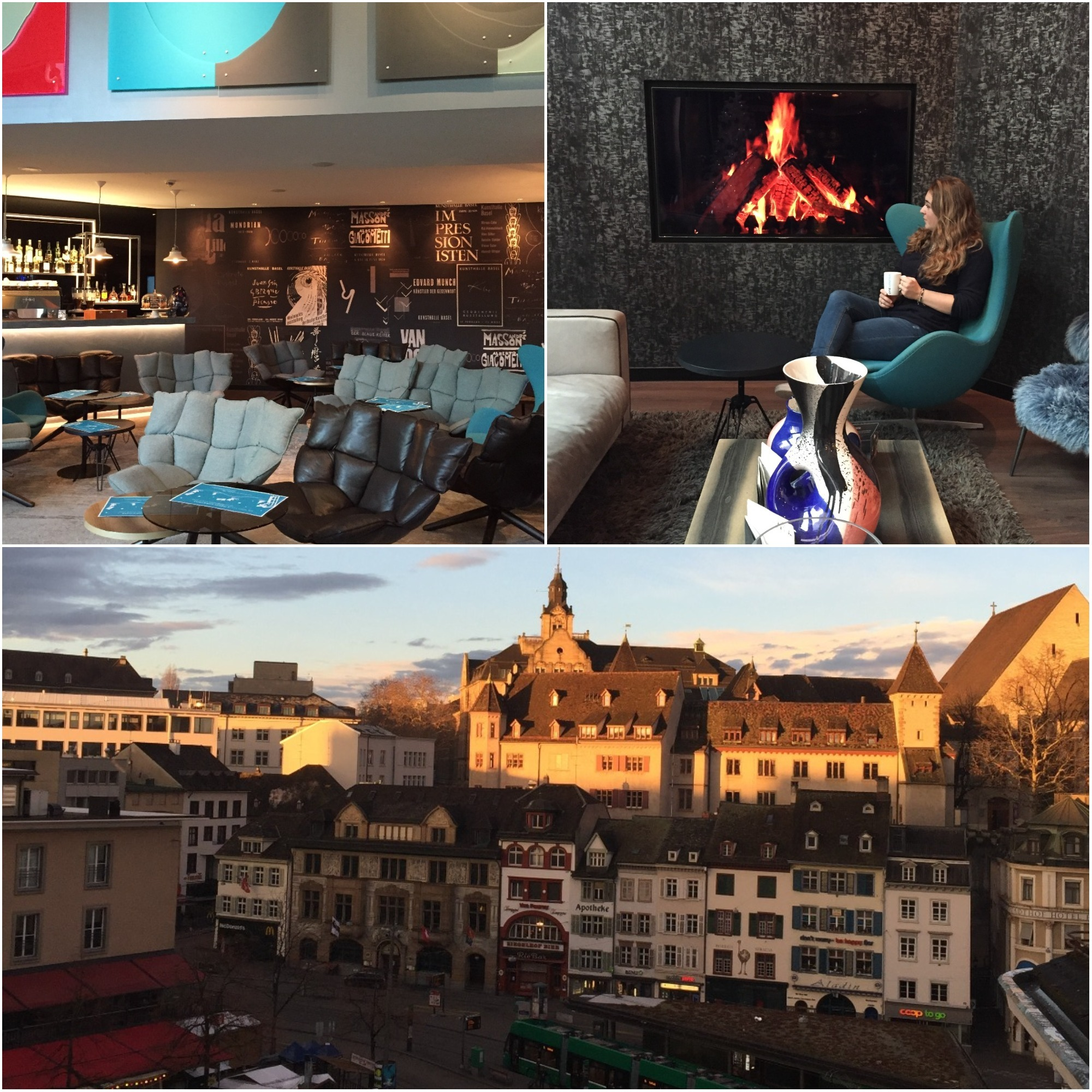 hôtel à Bâle motel one basel - blog Camille In Bordeaux