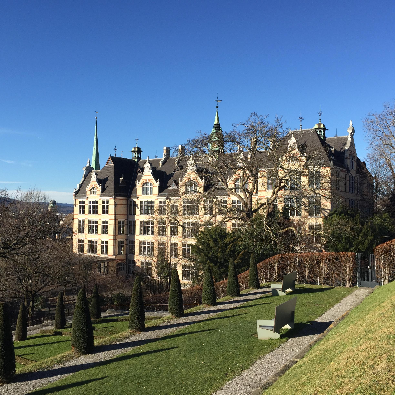 quartier niederdof Zurich Université - blog voyage Suisse