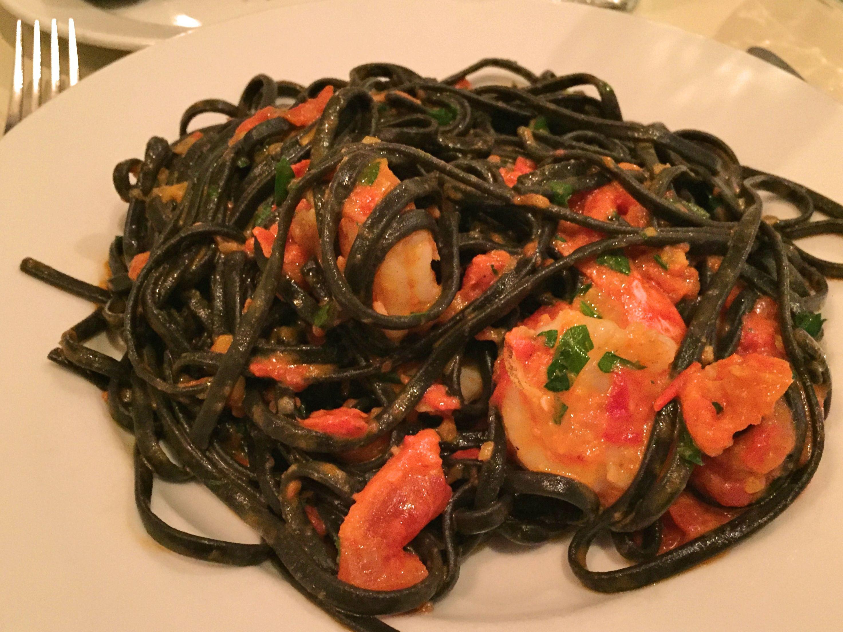 restaurant italien à Zürich blog voyage Suisse
