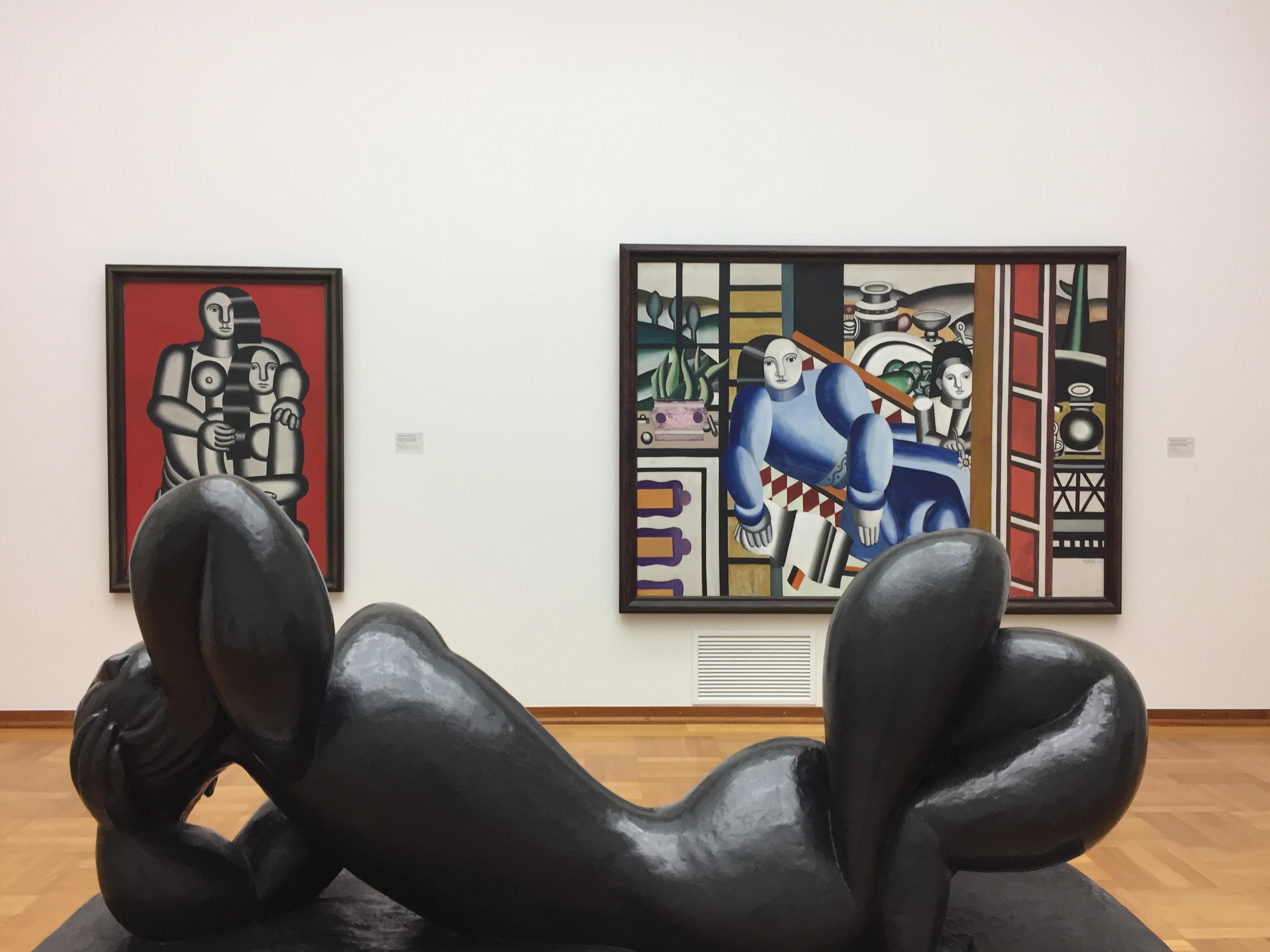 musée art de Bâle Kunstmuseum - blog Suisse Basel