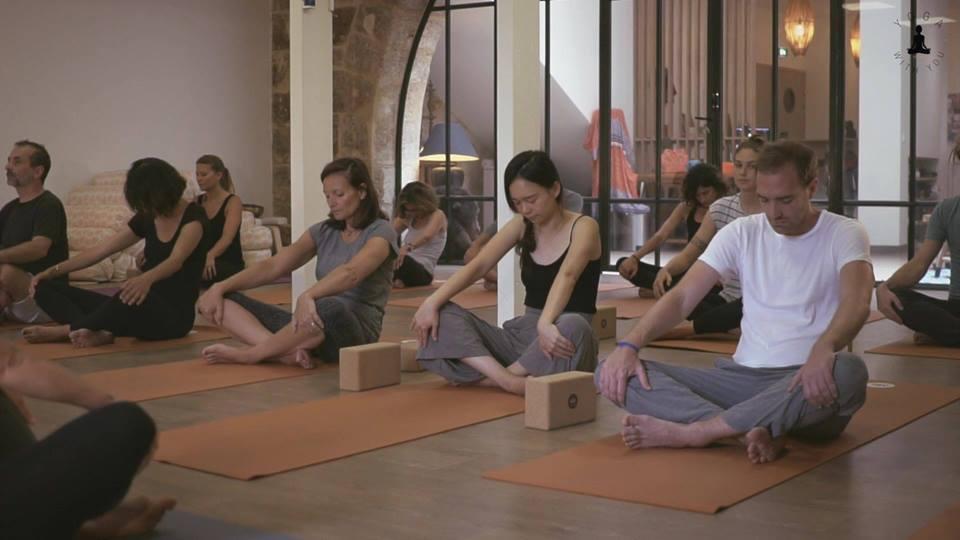 yoga quai de bacalan Bordeaux