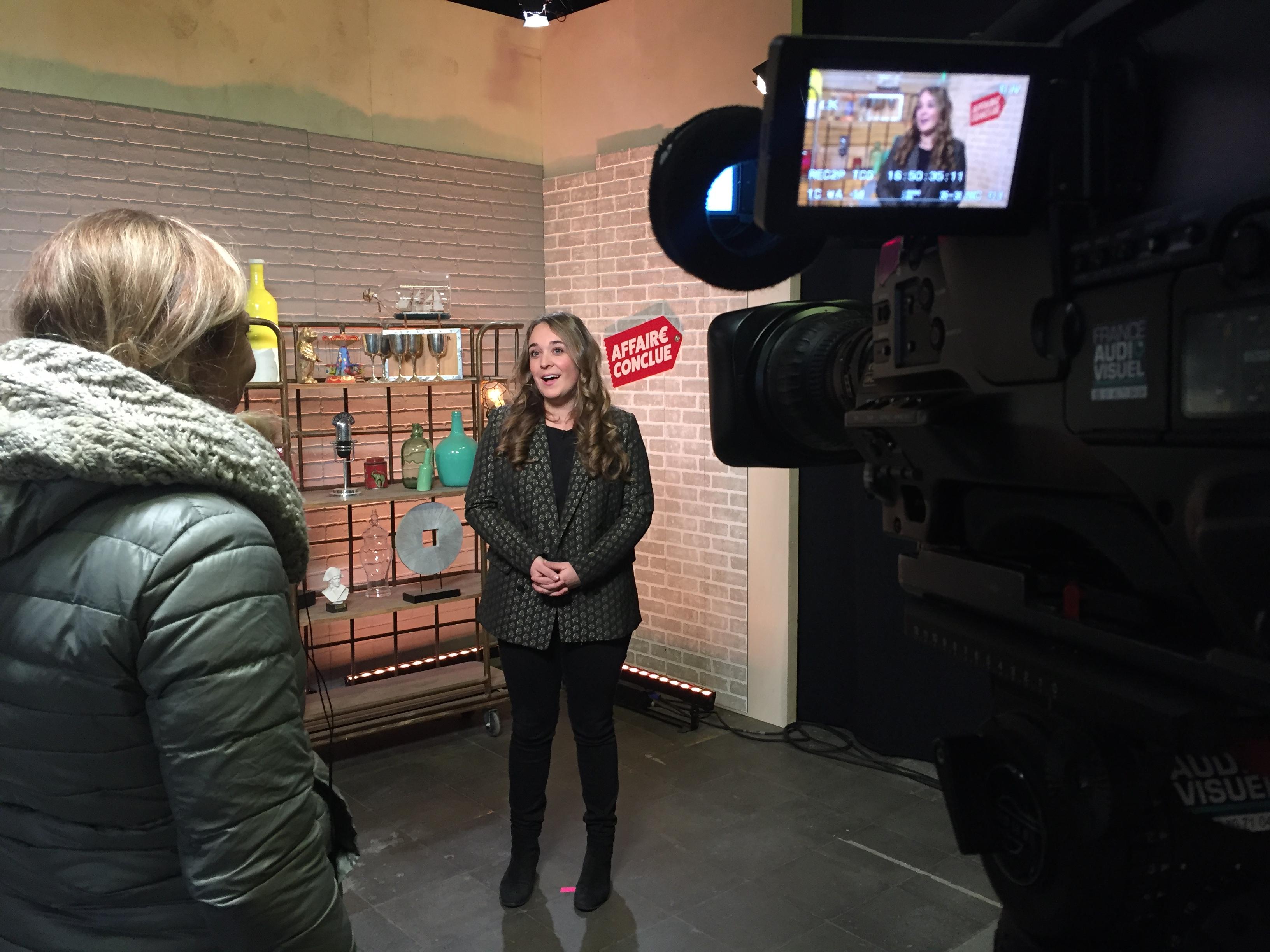 tournage Affaire Conclue Camille In Bordeaux