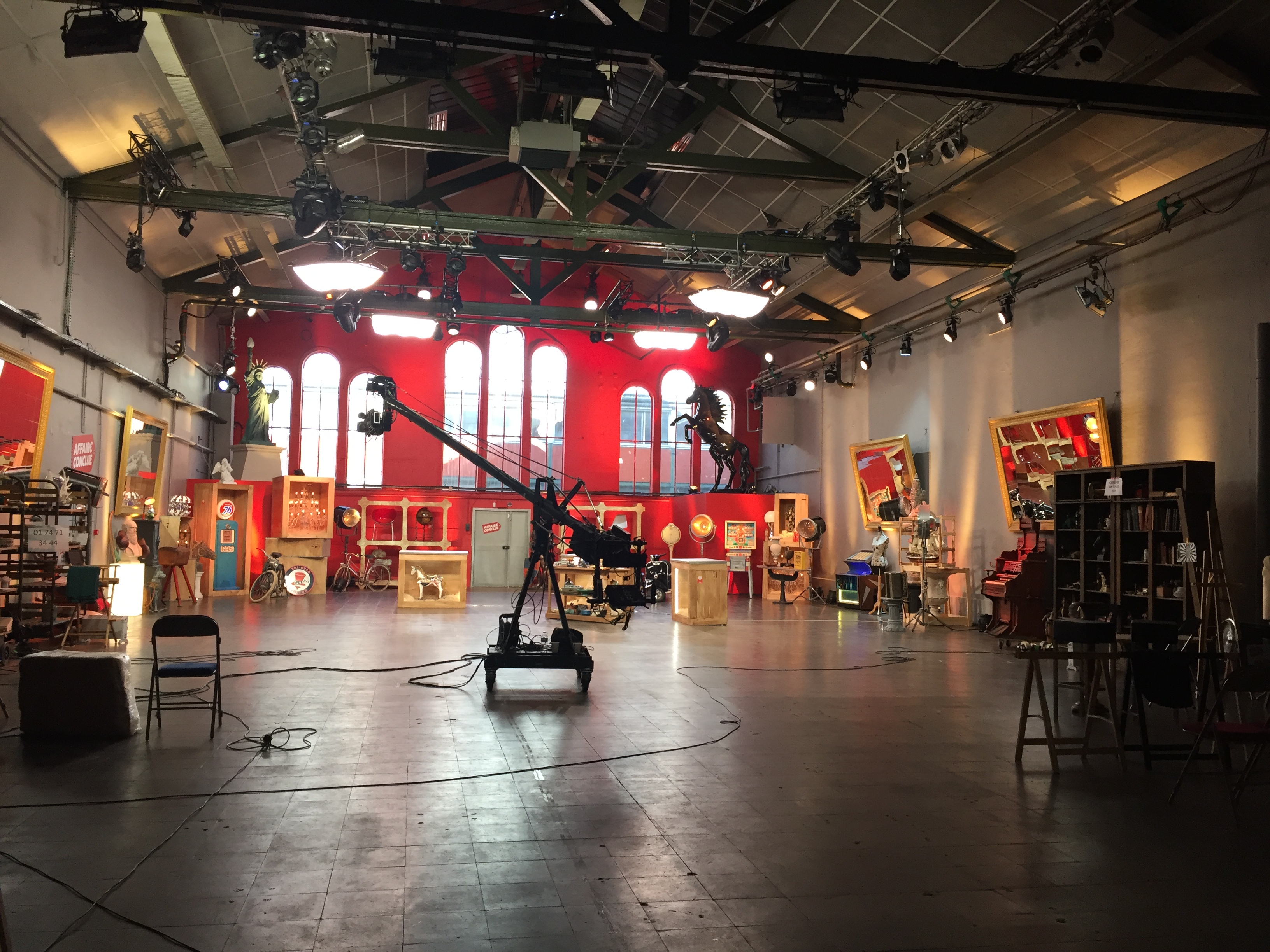 studios Plaine Saint Denis Affaire Conclue