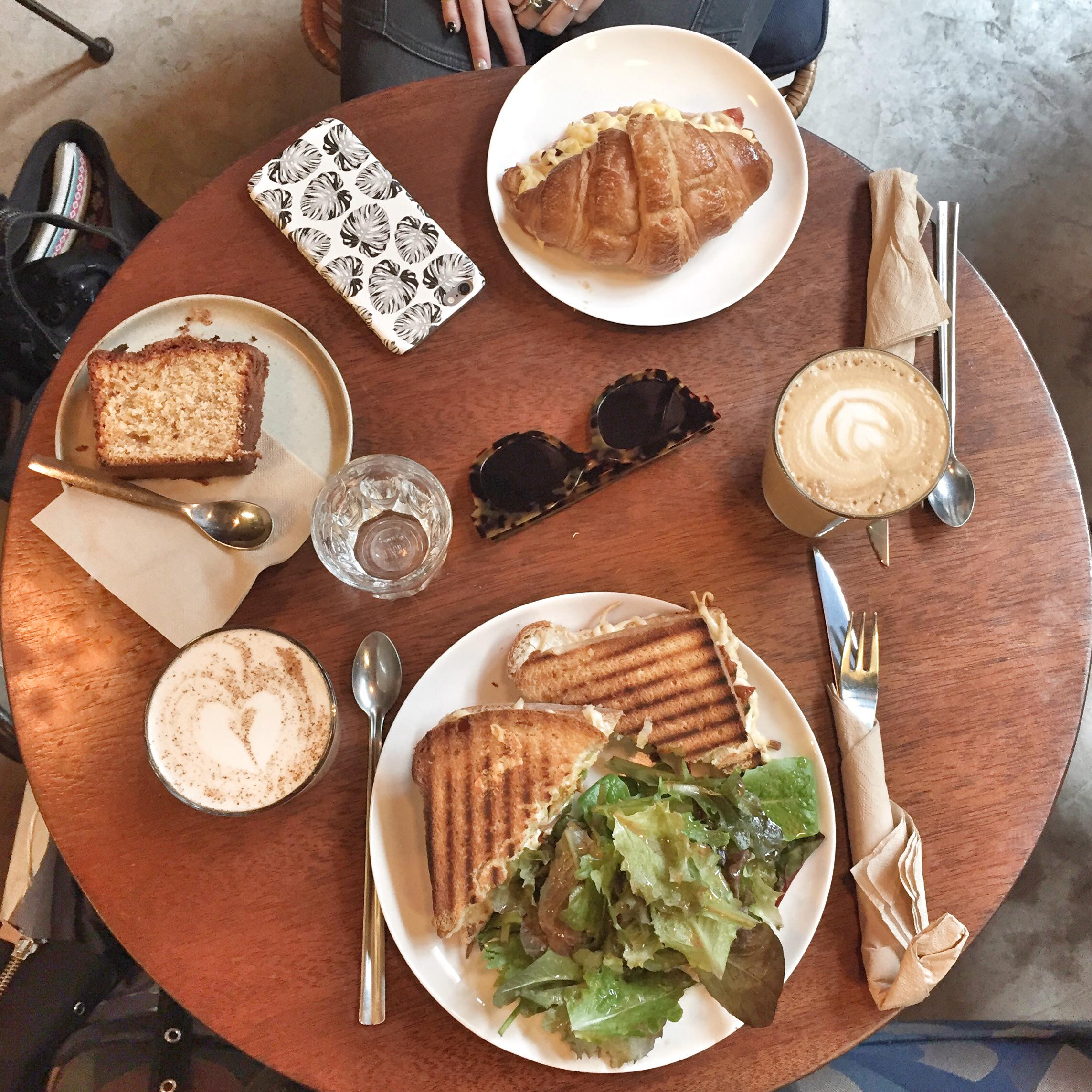 café piha déjeuner Bordeaux