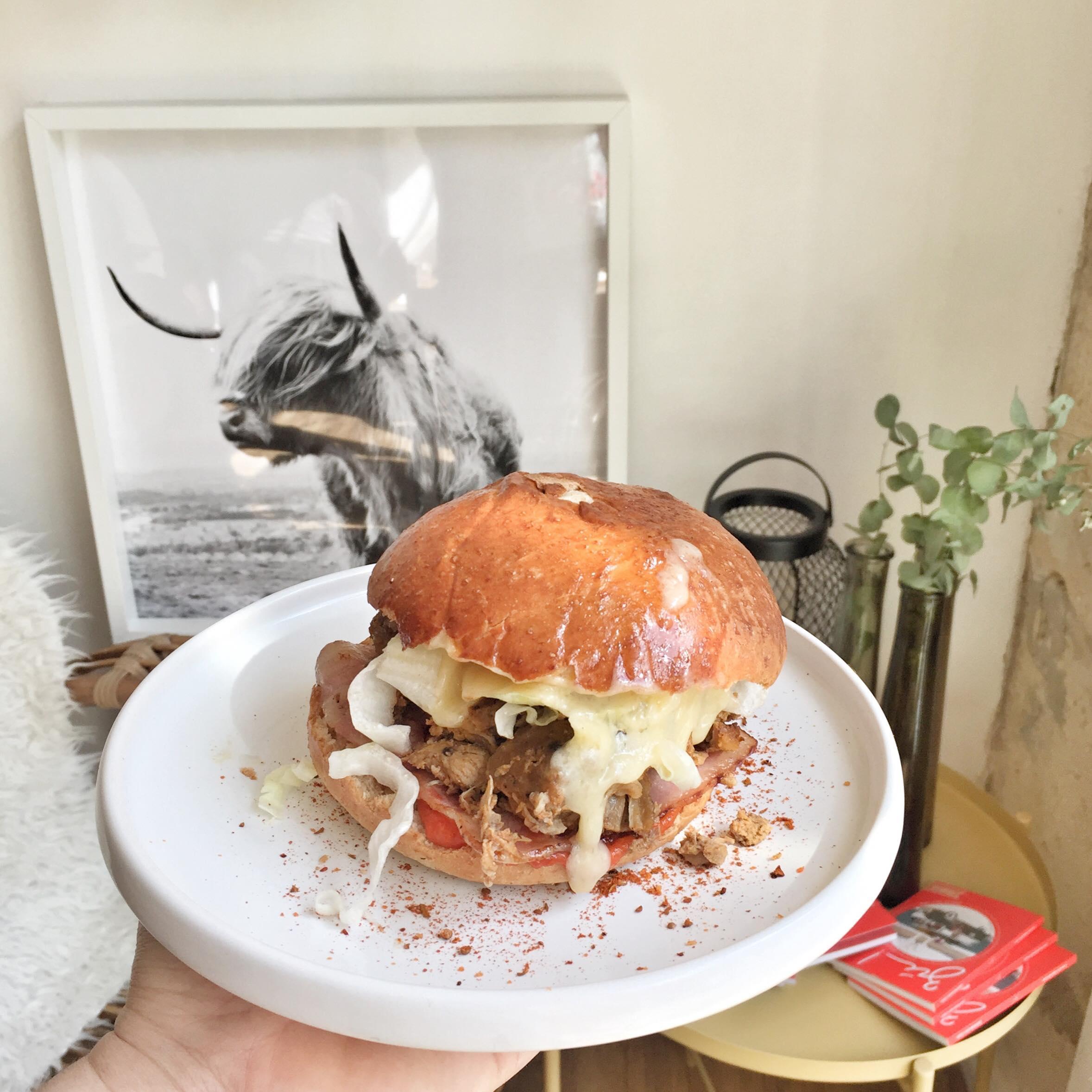 wild burger les sauvages restaurant bordeaux