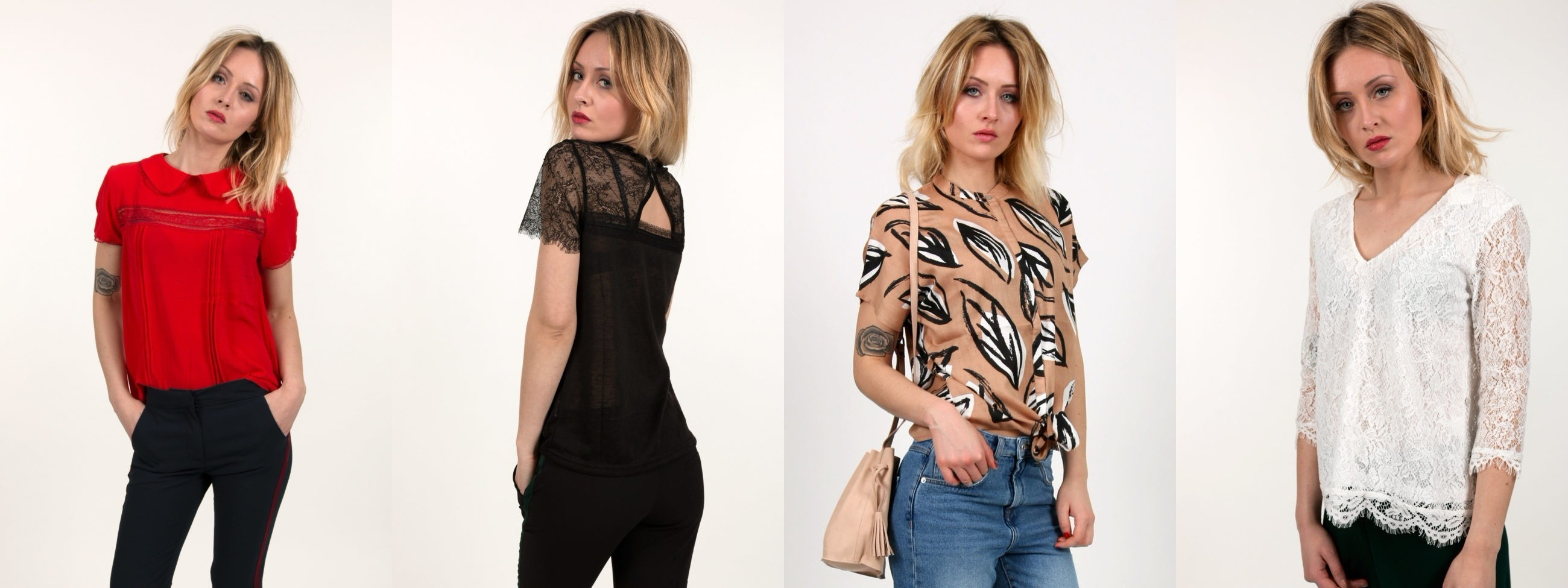 blouses Nowe store