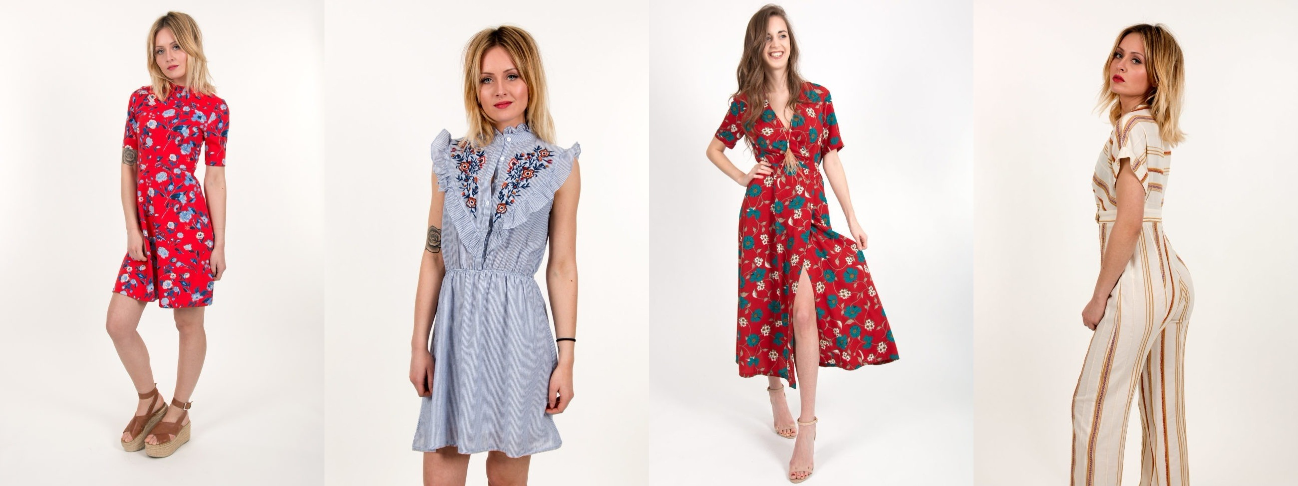 robes printemps Nowe store