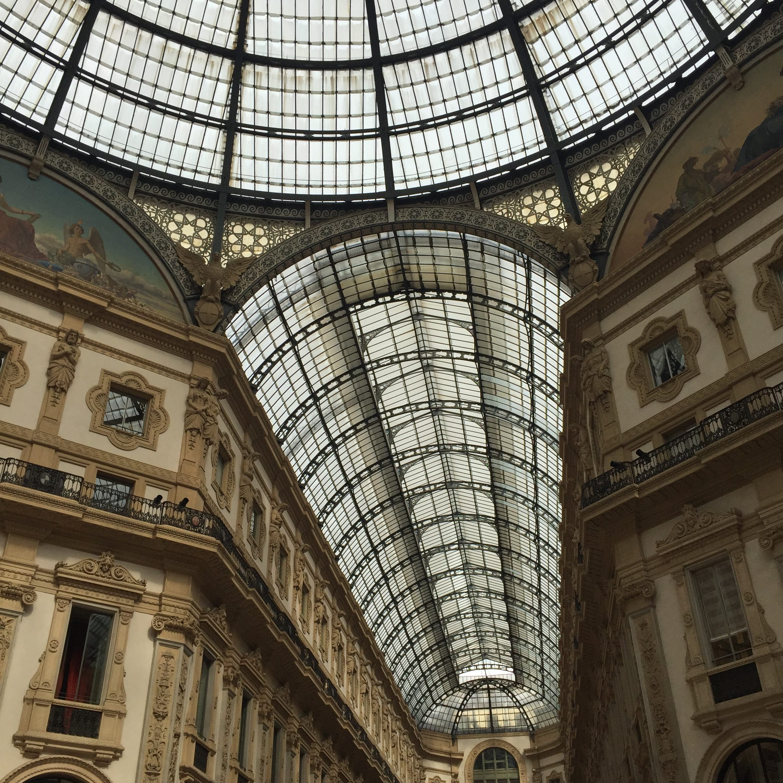 galerie Vittorio Emanuele Milan