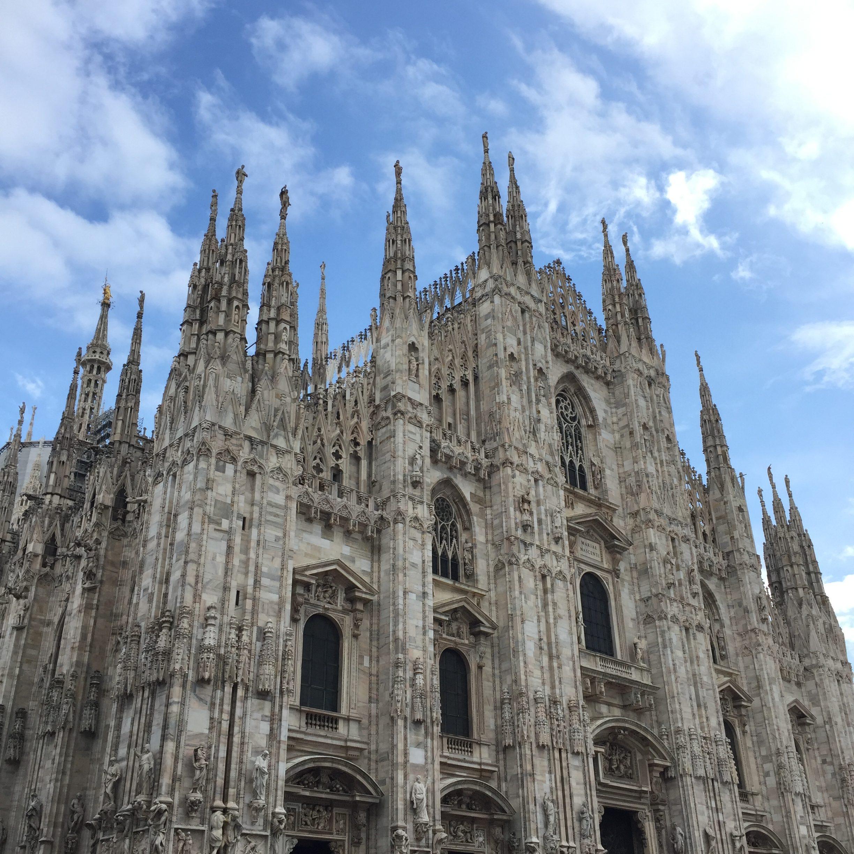 Duomo de Milan blog voyage