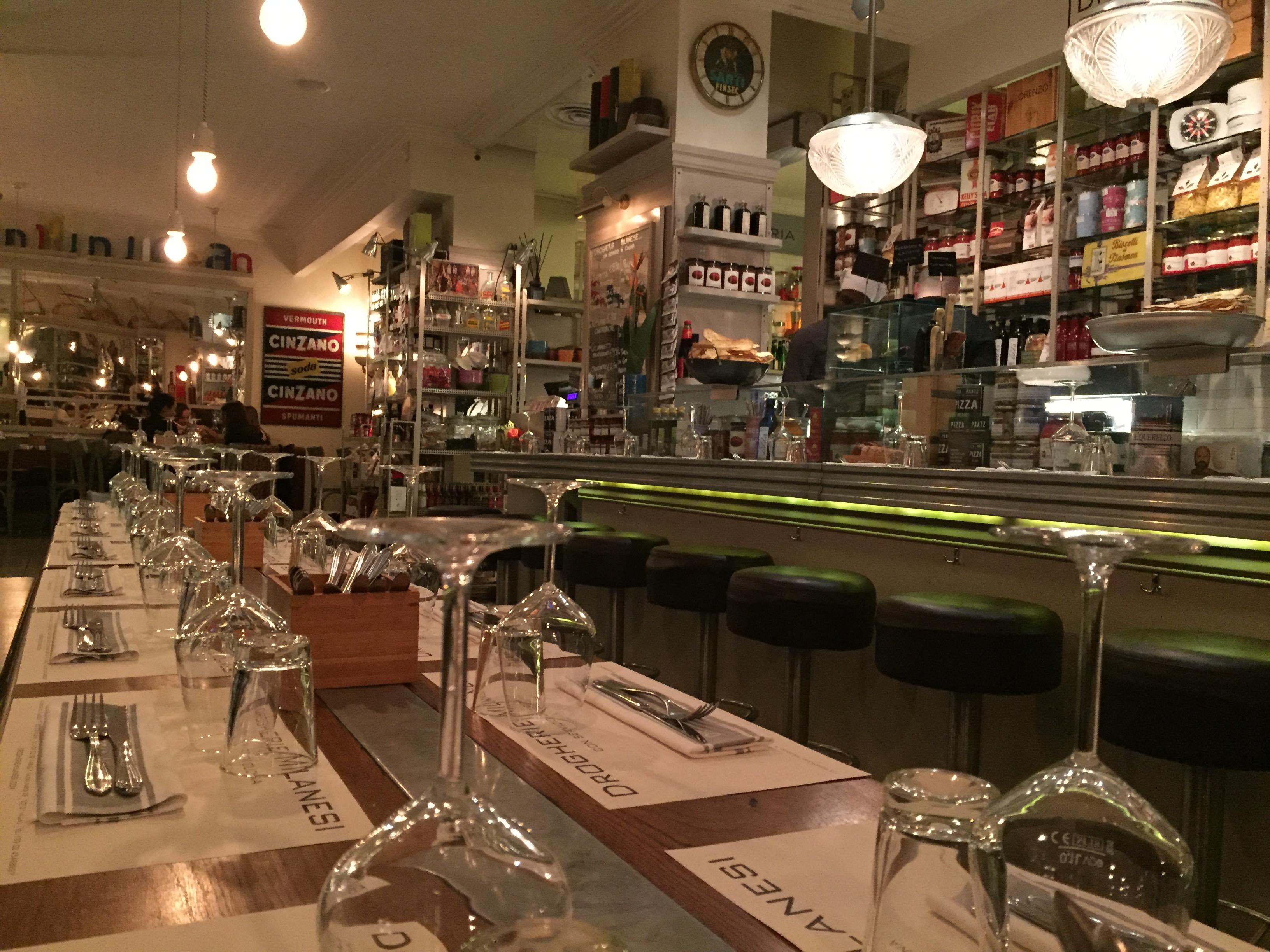 drogheria milanese restaurant Milan