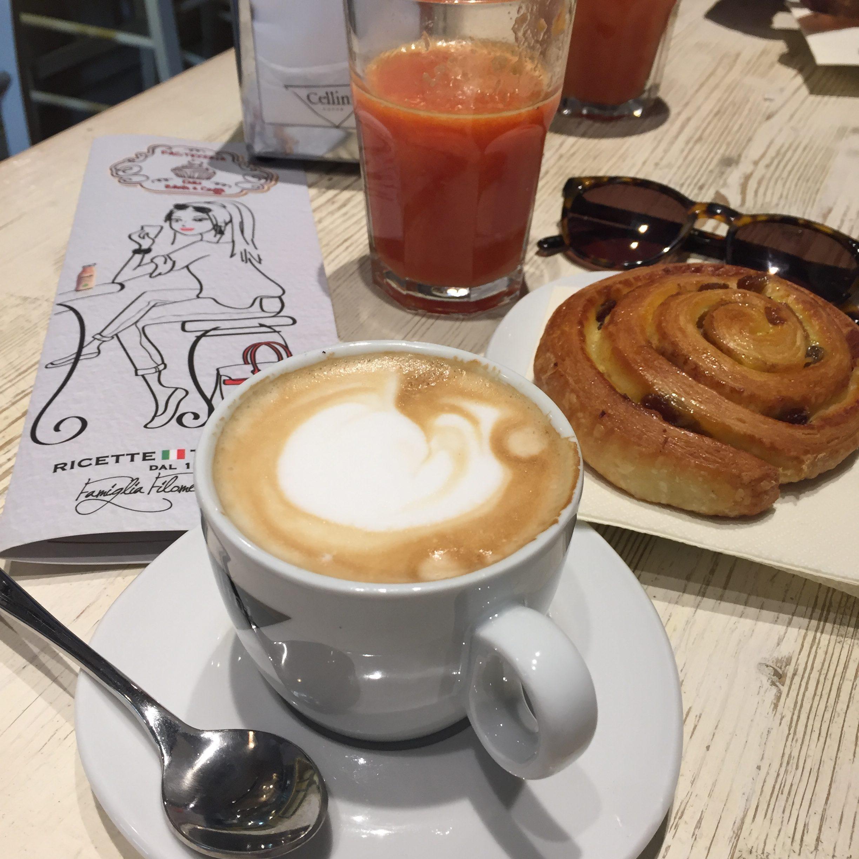 colazione Milano Ricette tricolori