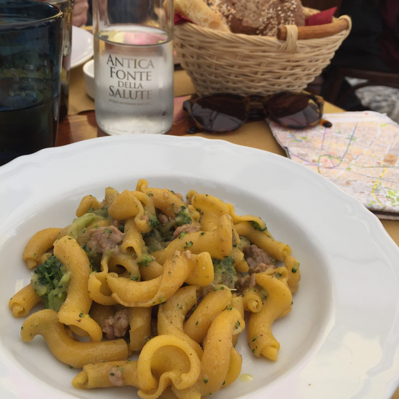 rosso brera restaurant Milan