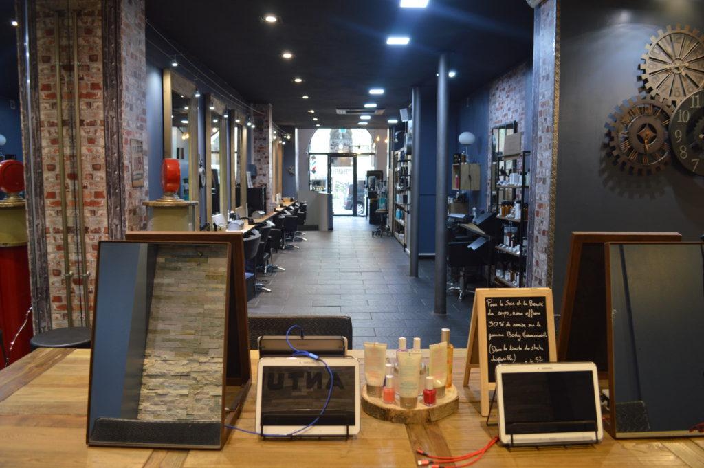 salon de coiffure La suite 52 Céline Antunes